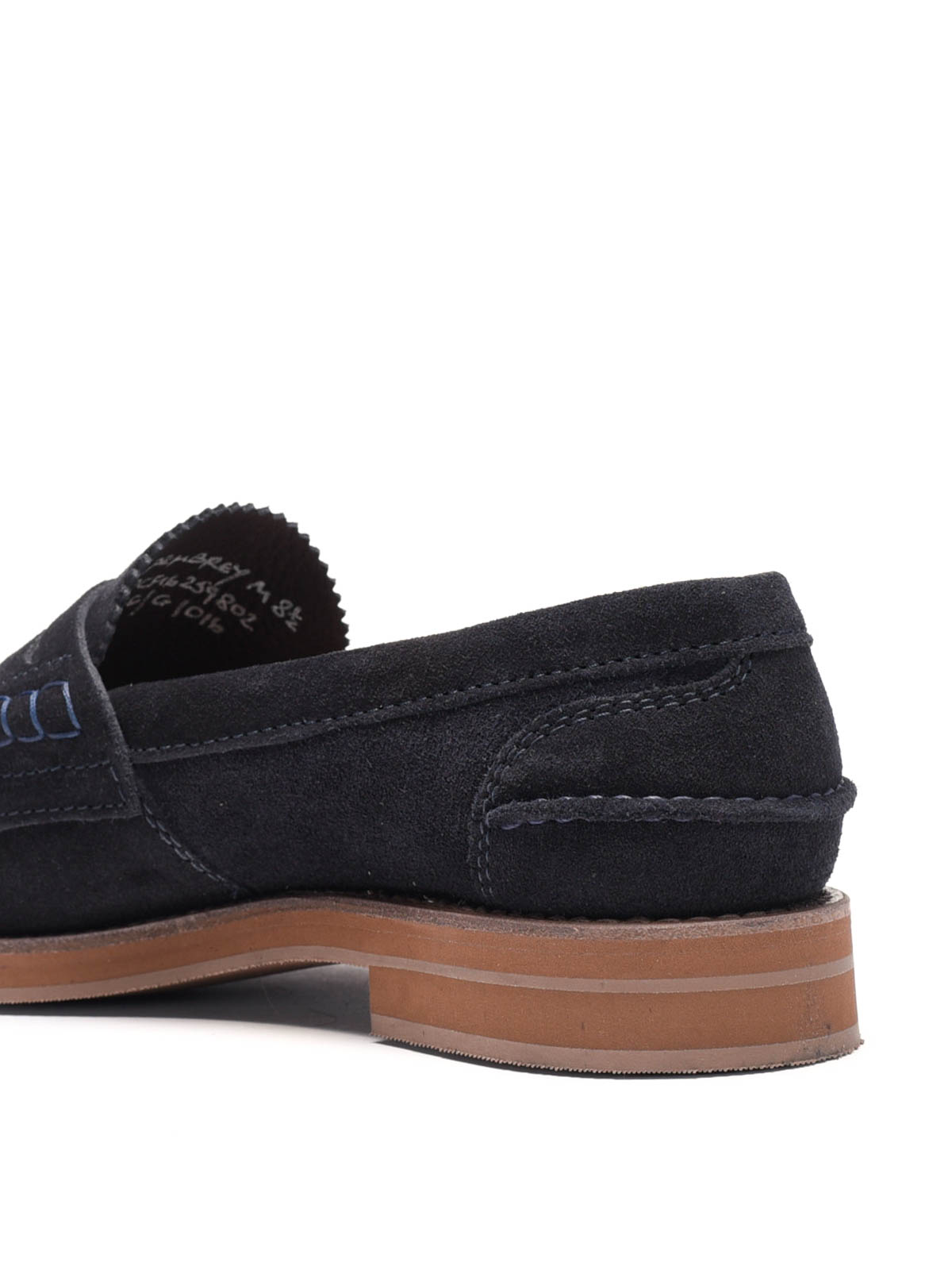 d44fa1190a1 Church s - Pembrey suede penny loafers - Loafers   Slippers ...