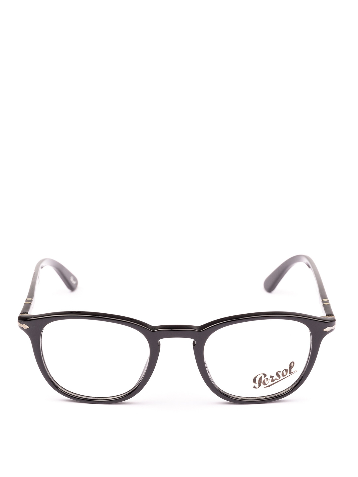 f3faeaa5b8 Persol - Galleria 900 black eyeglasses - glasses - PO 3143V 95 ...