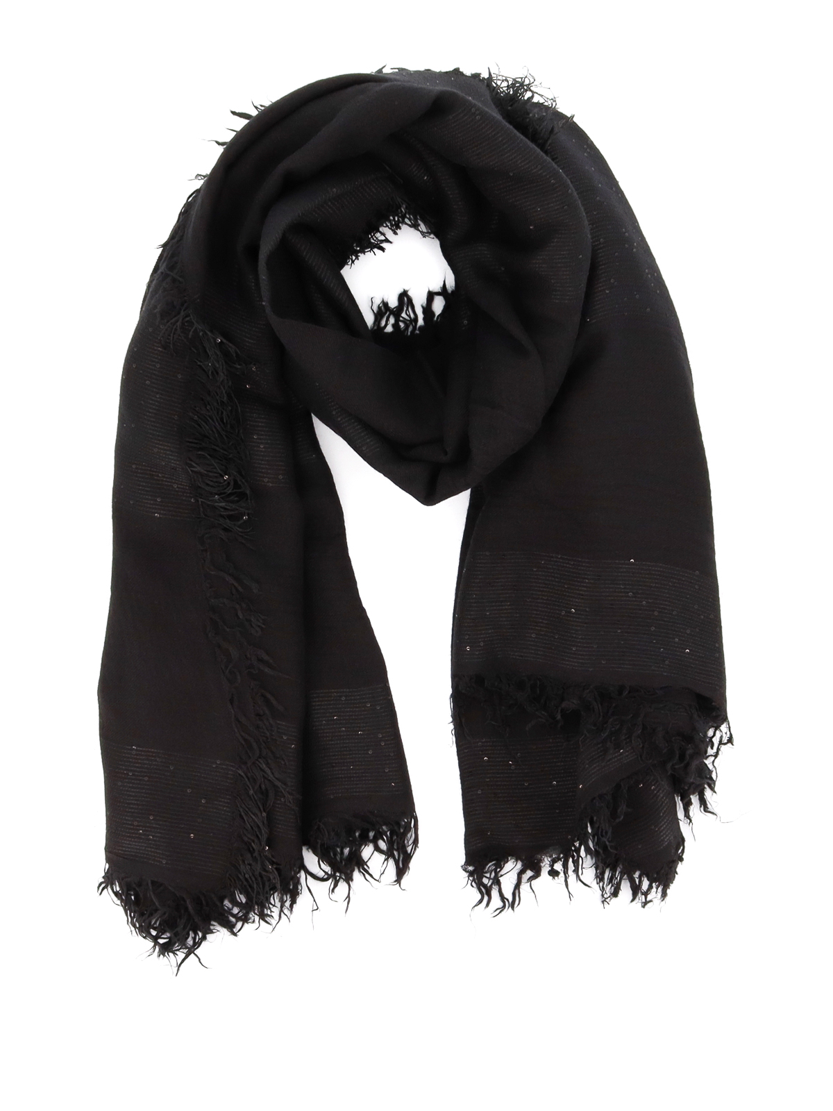 Peserico SEQUINED SCARF