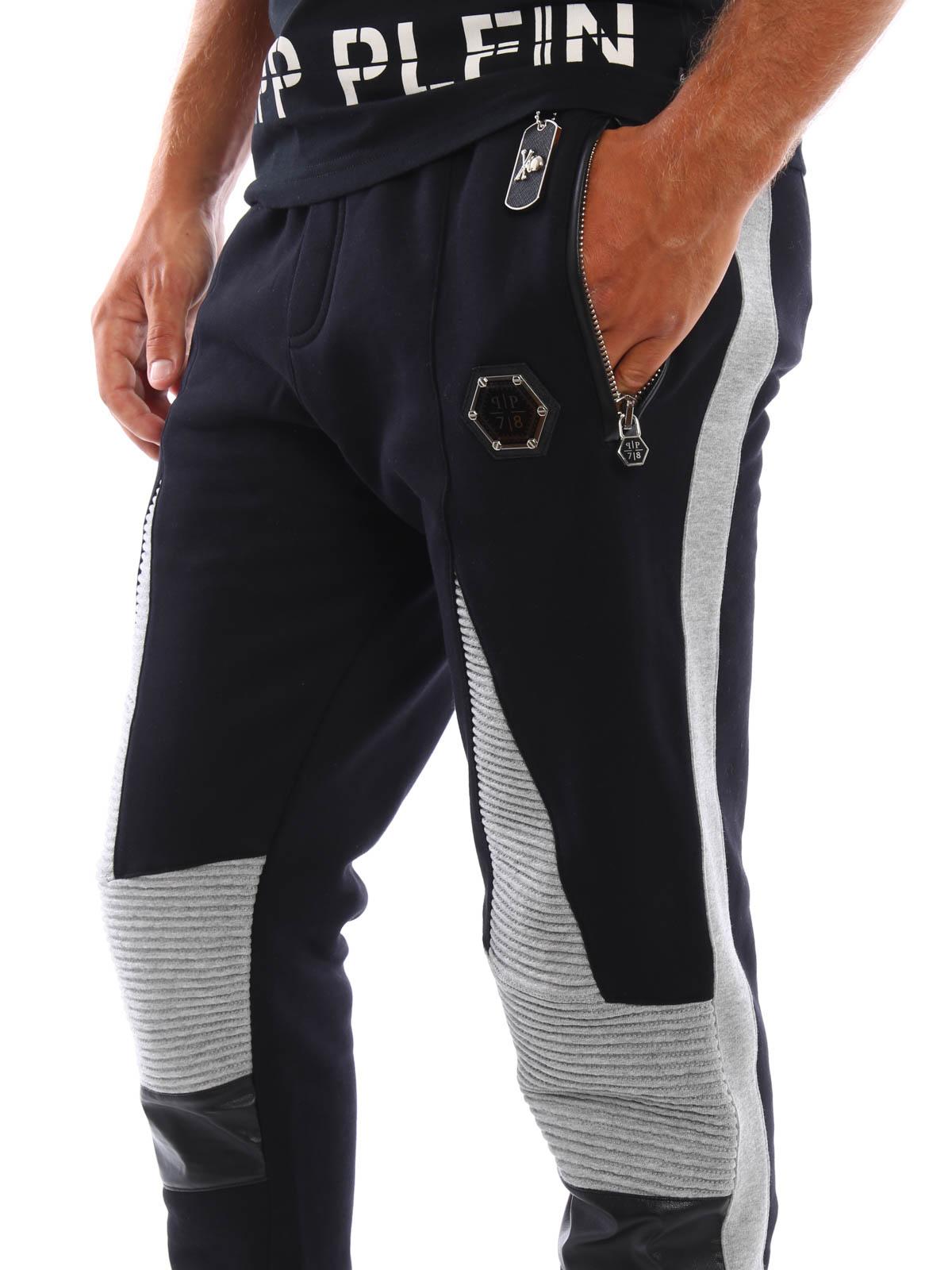 Sport Della Calibri Pantaloni Plein Philipp Tuta Bold 4HvF18qa