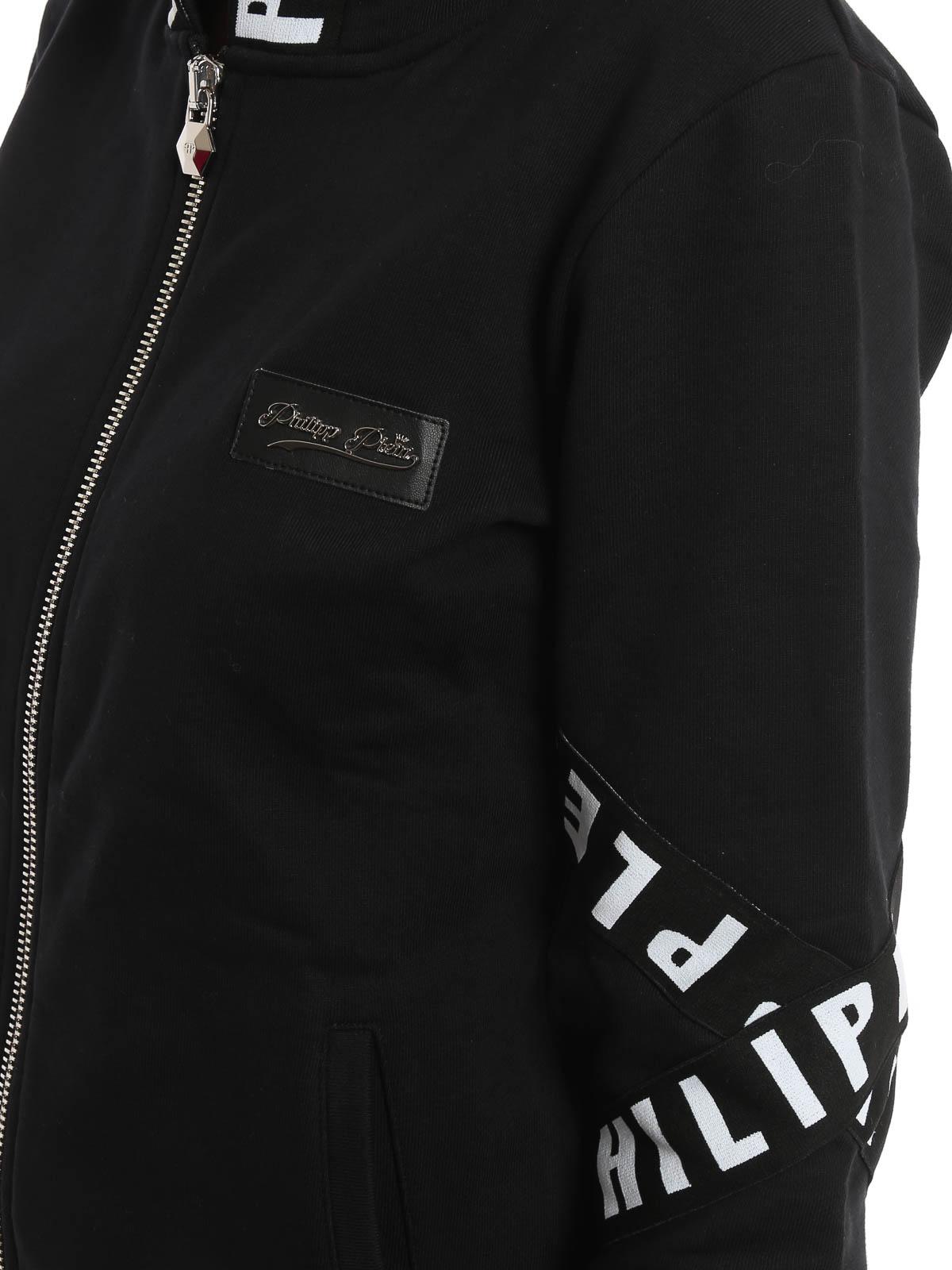 sweatshirt und pullover monifieth von philipp plein. Black Bedroom Furniture Sets. Home Design Ideas