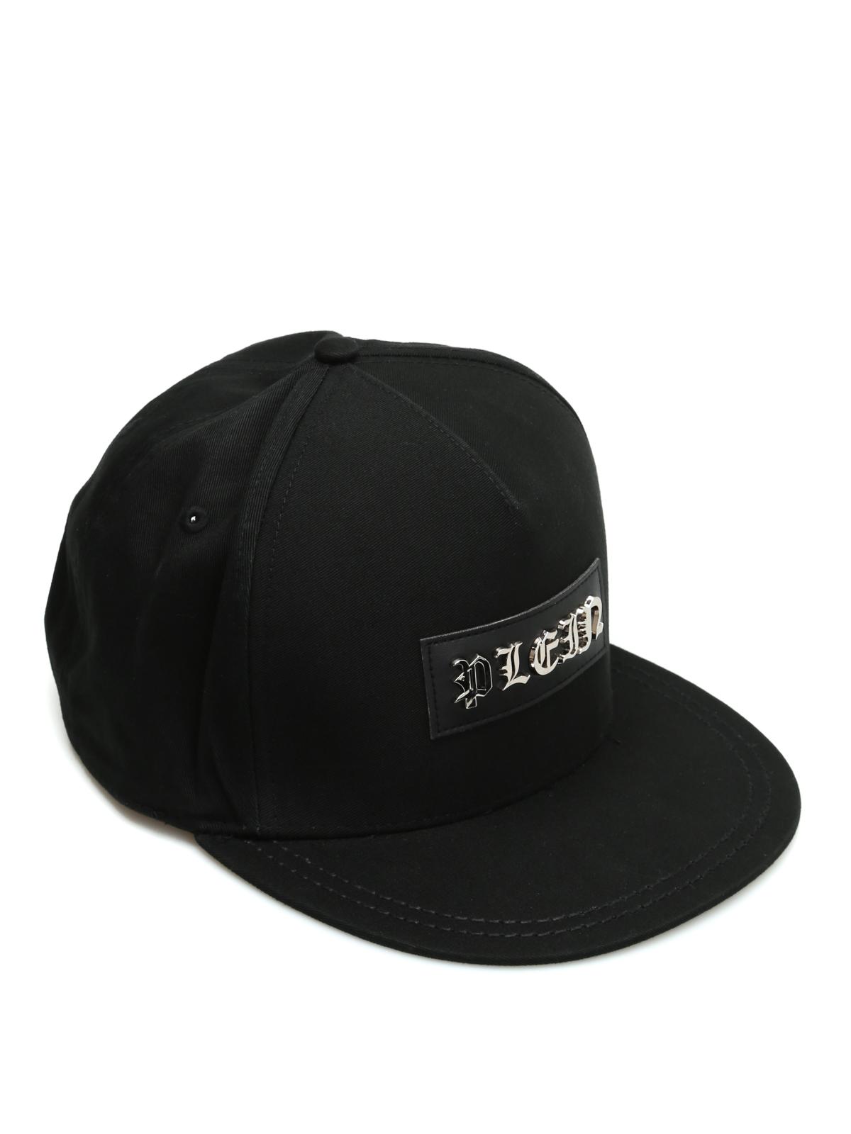 gothic baseball cap by philipp plein hats caps ikrix. Black Bedroom Furniture Sets. Home Design Ideas