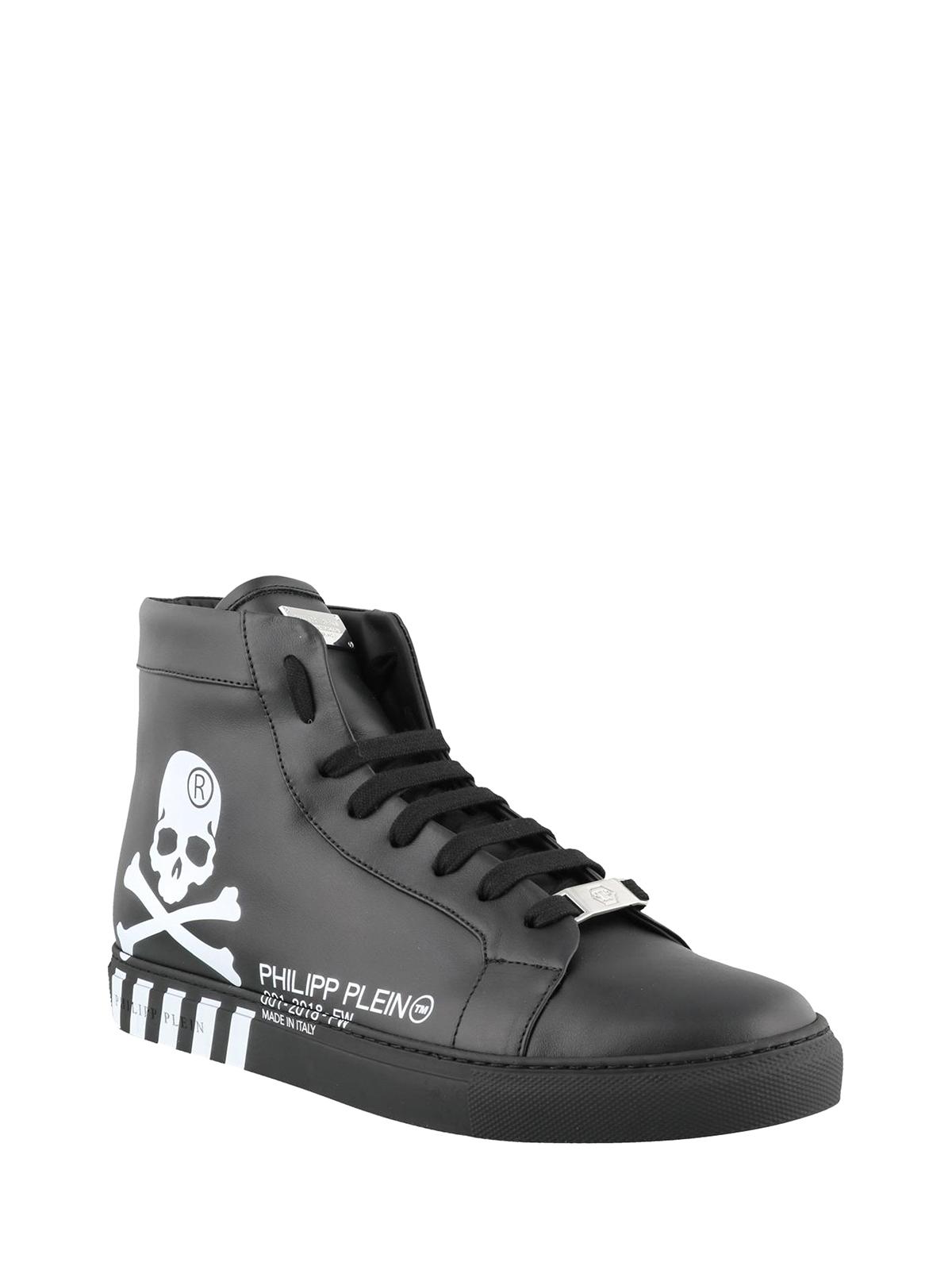 philipp plein sneakers high top