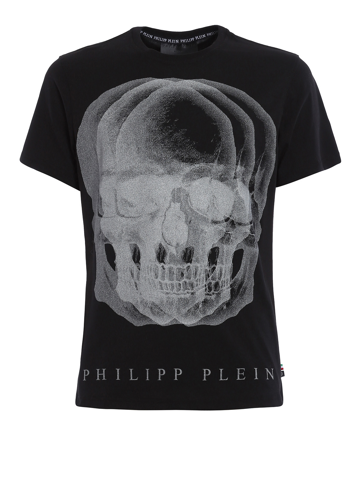 kaneko pure cotton t shirt by philipp plein t shirts ikrix. Black Bedroom Furniture Sets. Home Design Ideas