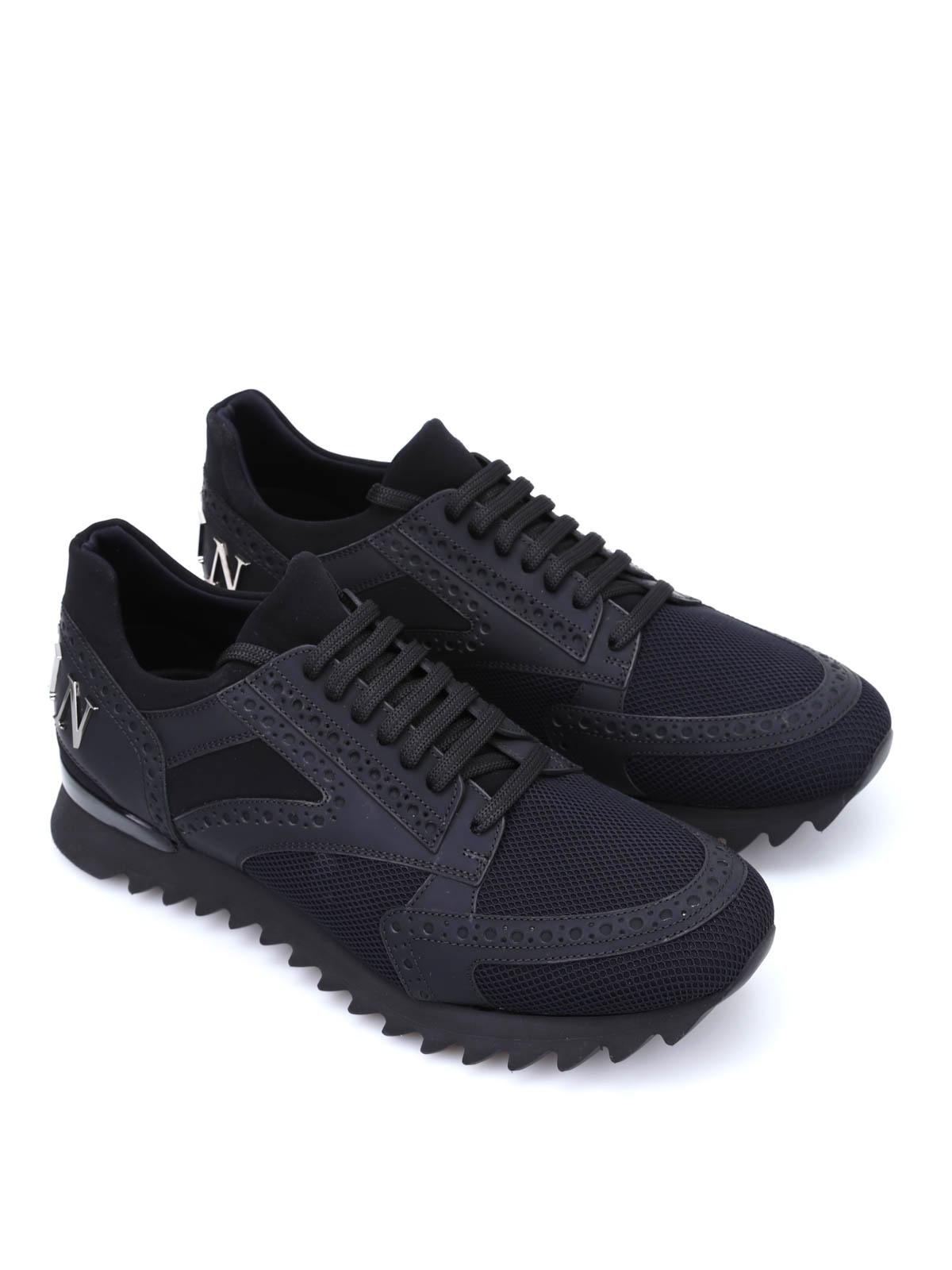 baskets be proud pour homme de philipp plein chaussures. Black Bedroom Furniture Sets. Home Design Ideas
