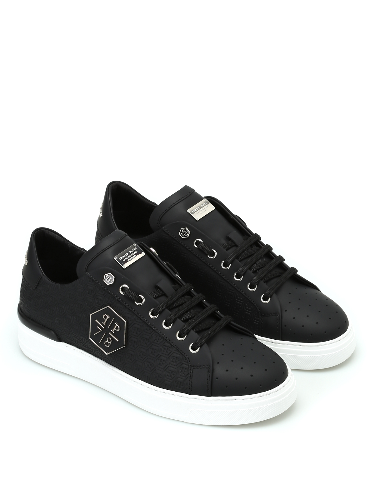 Leather sneakers Philipp Plein 5rOwudRNJ