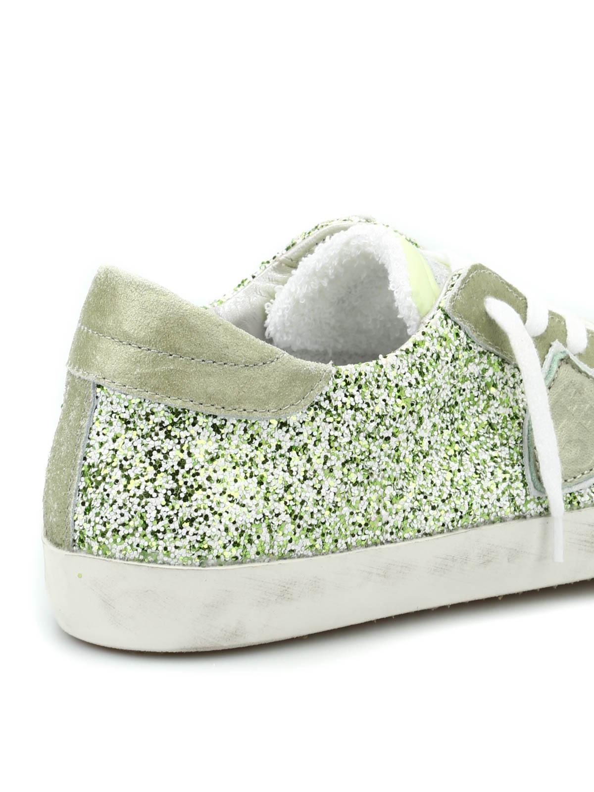 Philippe Sneakers Model Clld Basse Glitter Sneaker Gg13 In rT8Xrq