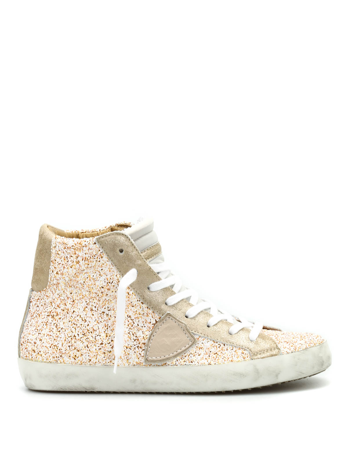 Damen Fur Clhd Gg16 Model Gold Philippe Sneaker xw1AnzqxS