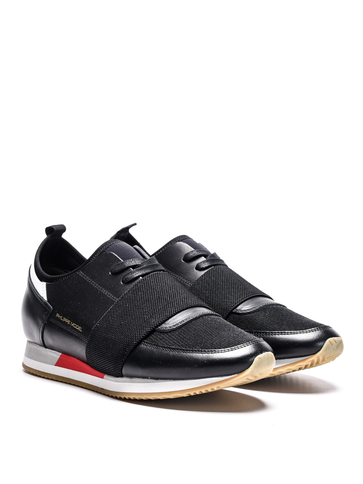 e003e3d39ca5e6 PHILIPPE MODEL: Chaussures de sport online - Baskets Pretty Pour Homme