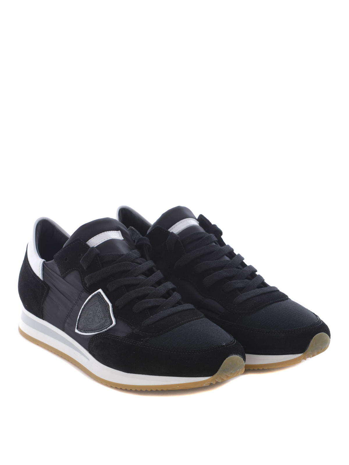 Philippe Model Suede Low-Top Sneakers geniue stockist cheap sale largest supplier free shipping cost very cheap for sale Kz16wOslop