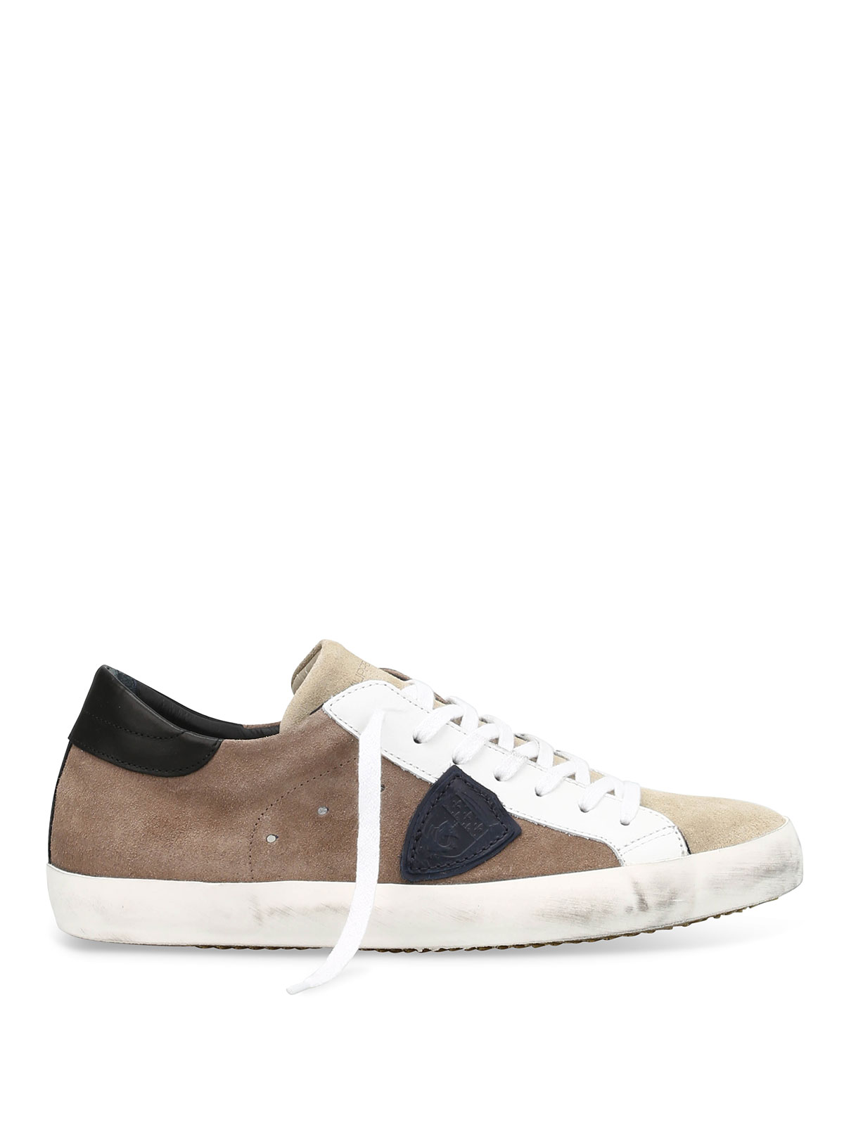 classic suede sneakers by philippe model trainers ikrix. Black Bedroom Furniture Sets. Home Design Ideas