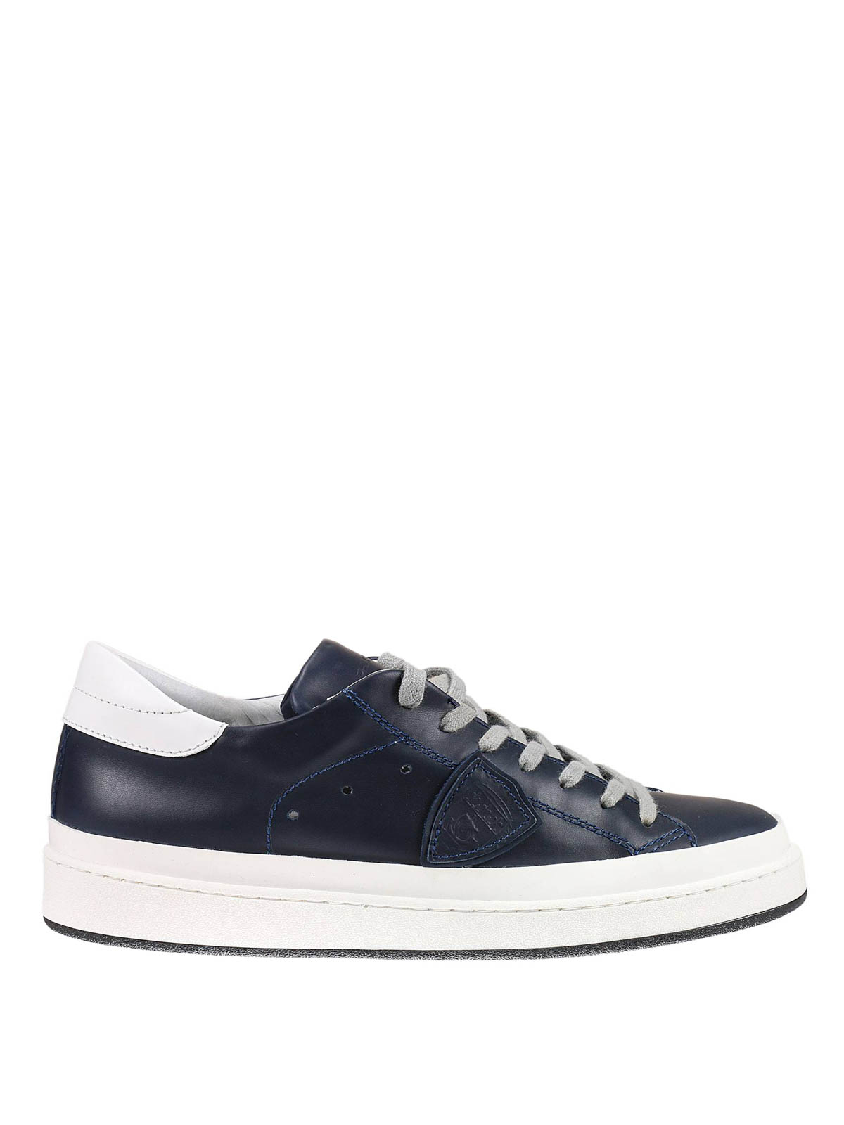 leather classic lakers sneakers by philippe model trainers ikrix. Black Bedroom Furniture Sets. Home Design Ideas