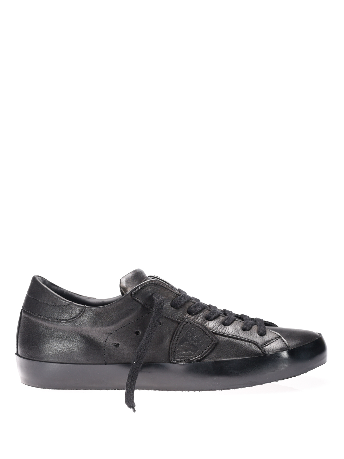 leather paris sneakers by philippe model trainers ikrix. Black Bedroom Furniture Sets. Home Design Ideas