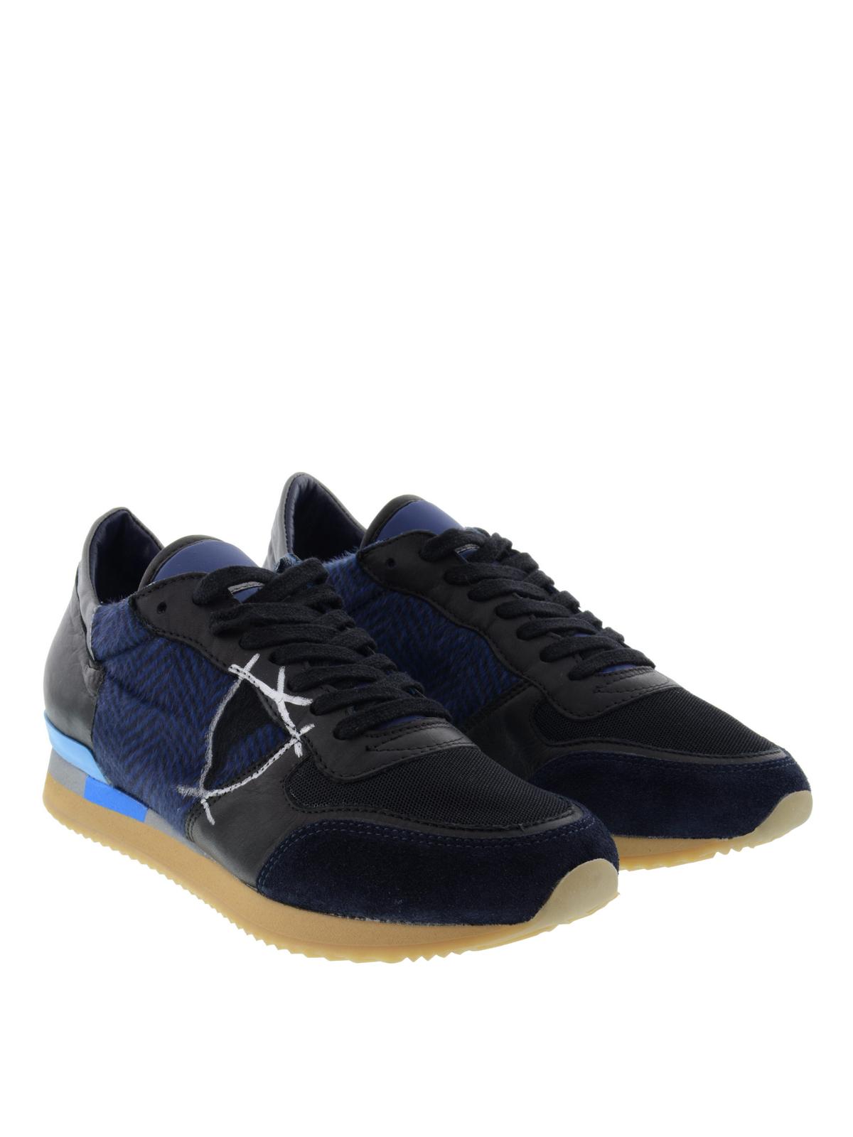 sneaker tropez mix philippe model sneakers ikrix. Black Bedroom Furniture Sets. Home Design Ideas