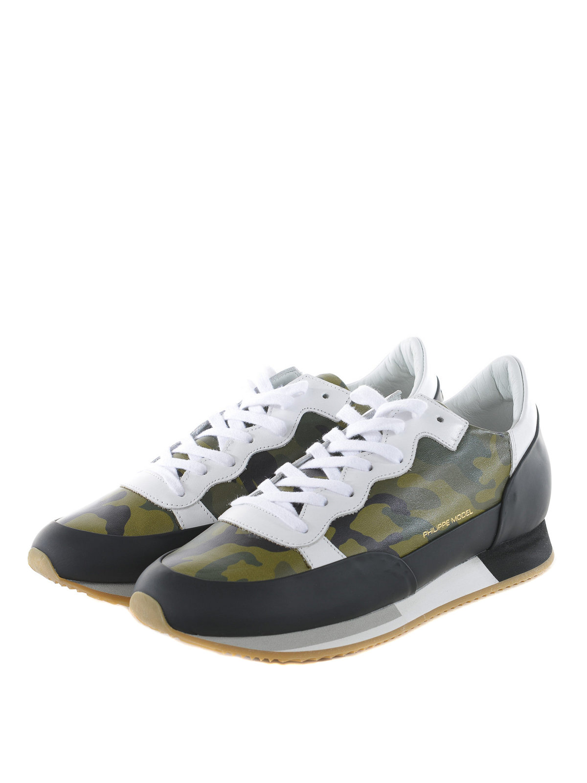 Philippe model 'Bright' sneakers udusbN