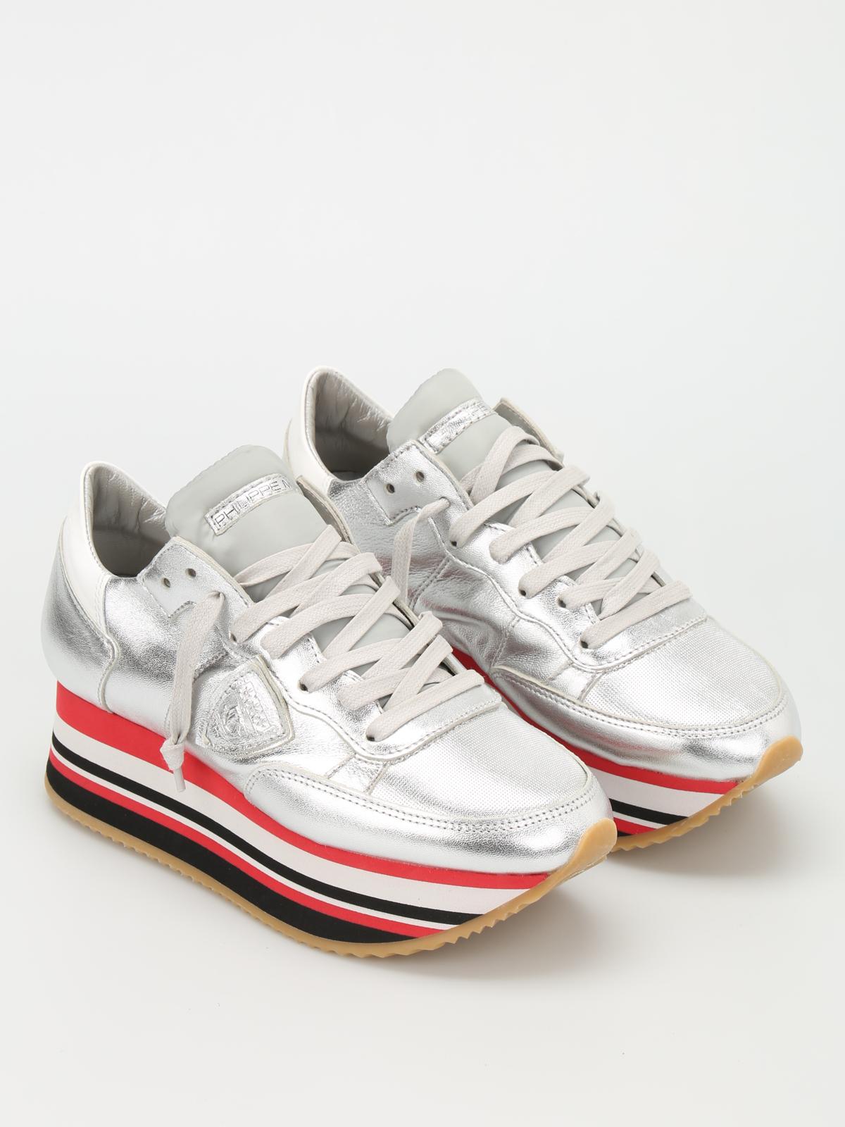 Philippe model Platform sneakers BzQoOIK