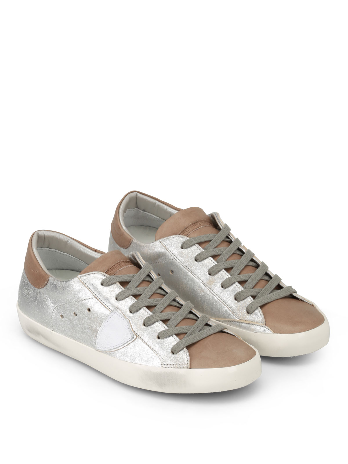 Cheap Sale Supply Paris metallic sneakers Philippe Model Cheap Best Store To Get 4md223miVs