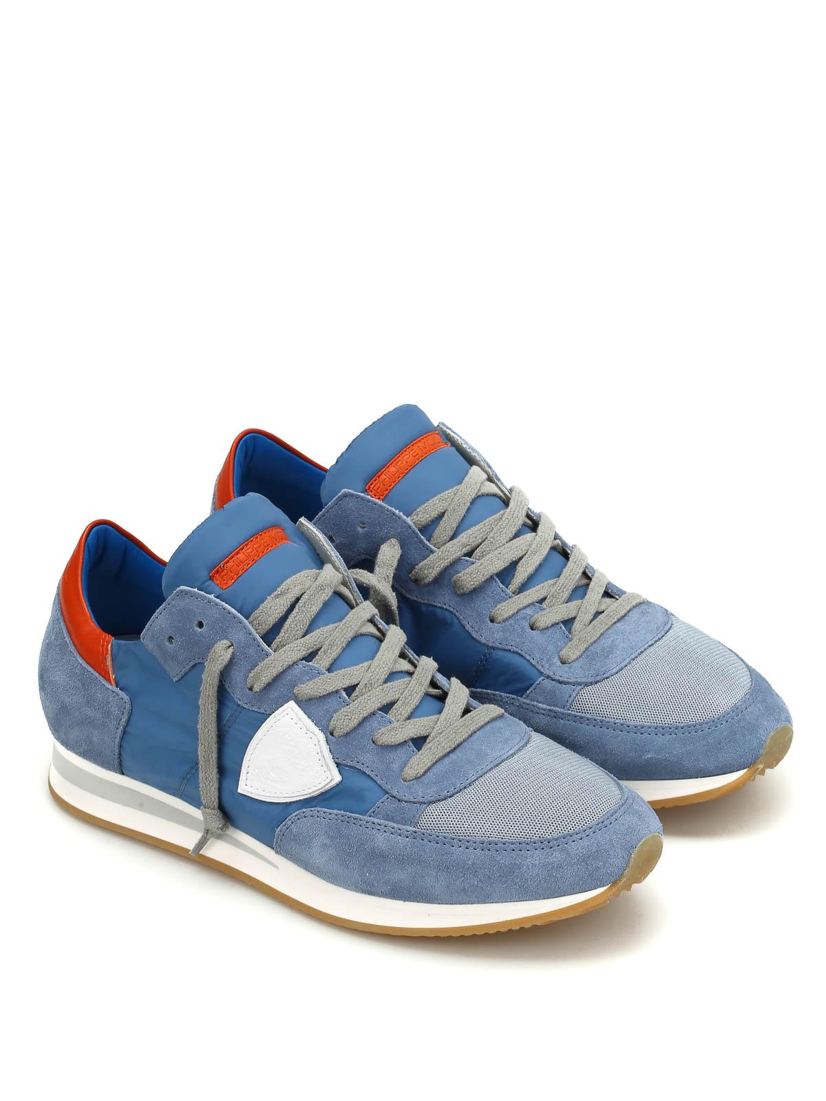 baskets tropez pour homme de philippe model chaussures de sport ikrix ikrix. Black Bedroom Furniture Sets. Home Design Ideas