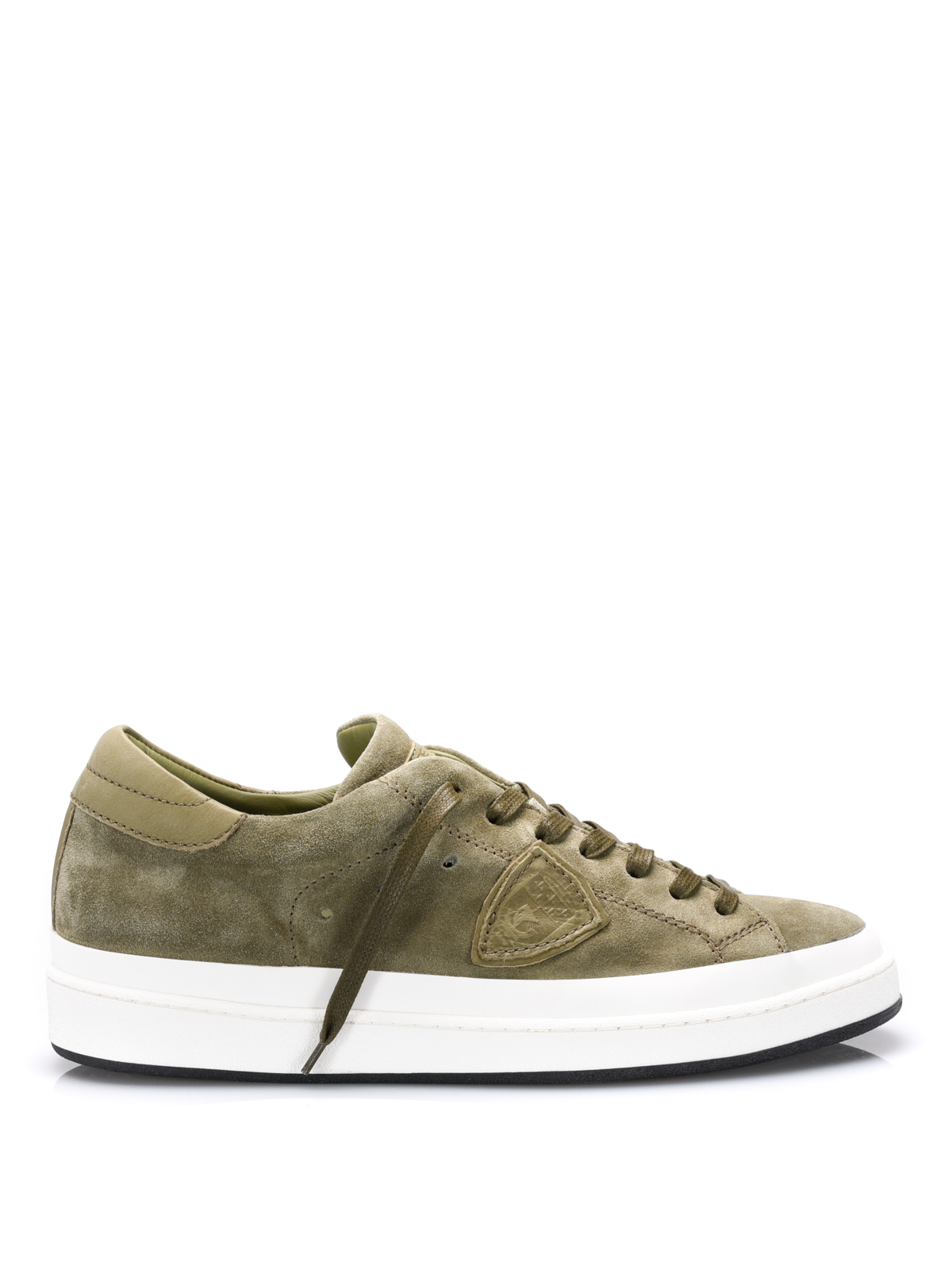 opera suede sneakers by philippe model trainers ikrix. Black Bedroom Furniture Sets. Home Design Ideas