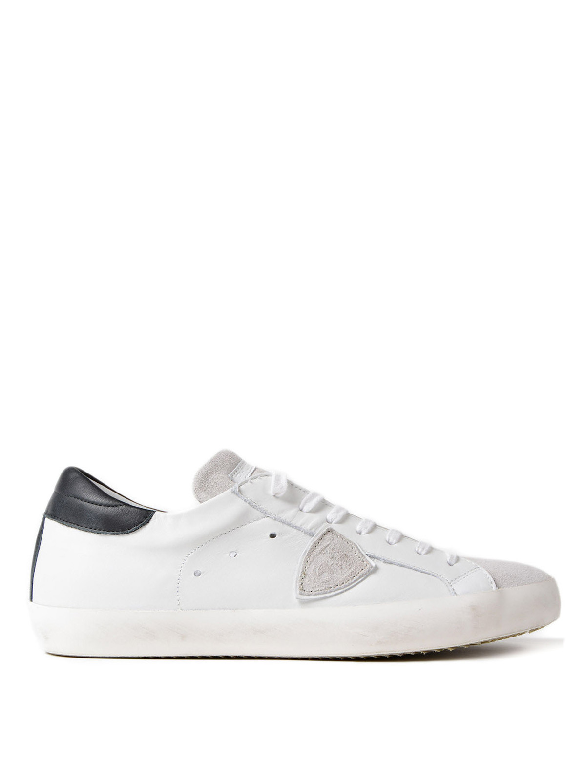 classic low top trainers - White Philippe Model hZU9weT3Z
