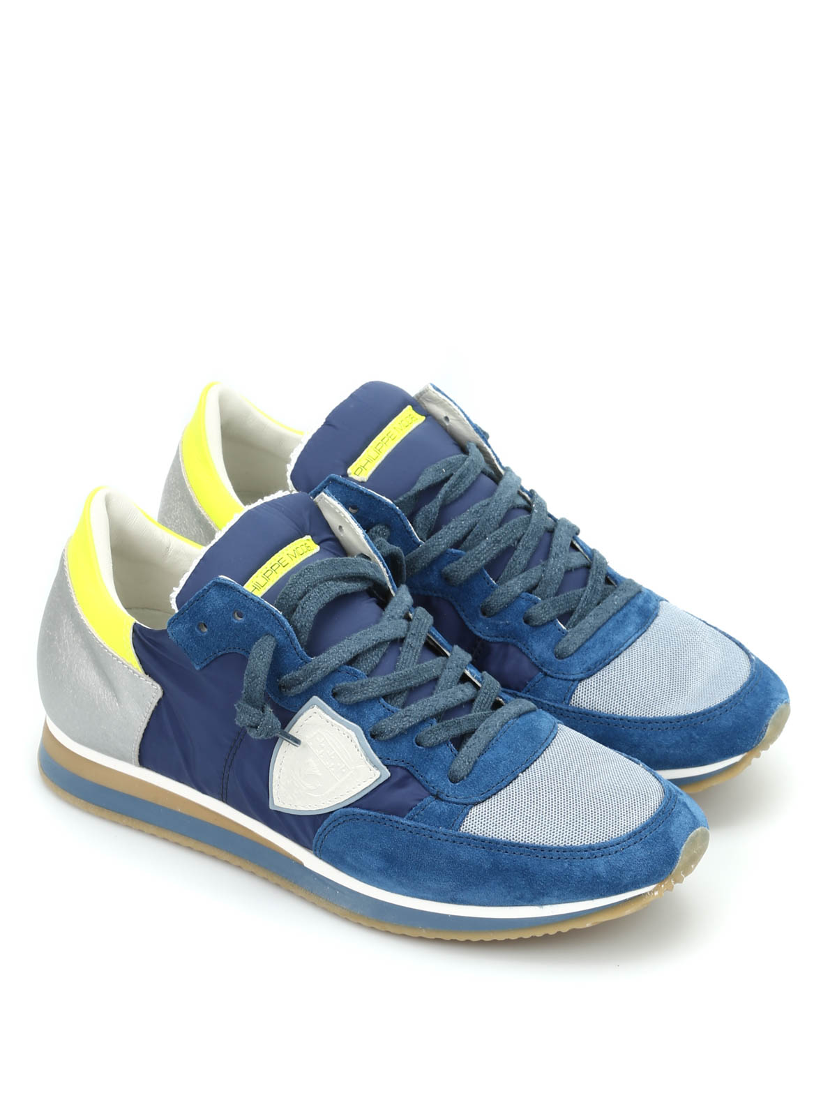 tropez world running sneakers by philippe model trainers ikrix. Black Bedroom Furniture Sets. Home Design Ideas