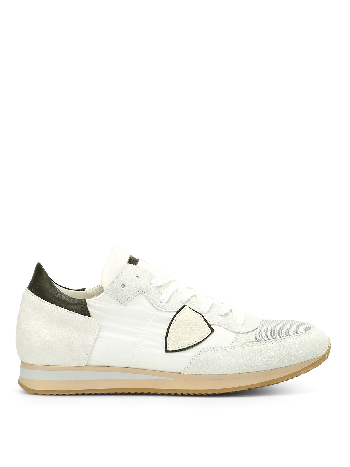 tropez low top basic sneakers by philippe model trainers ikrix. Black Bedroom Furniture Sets. Home Design Ideas
