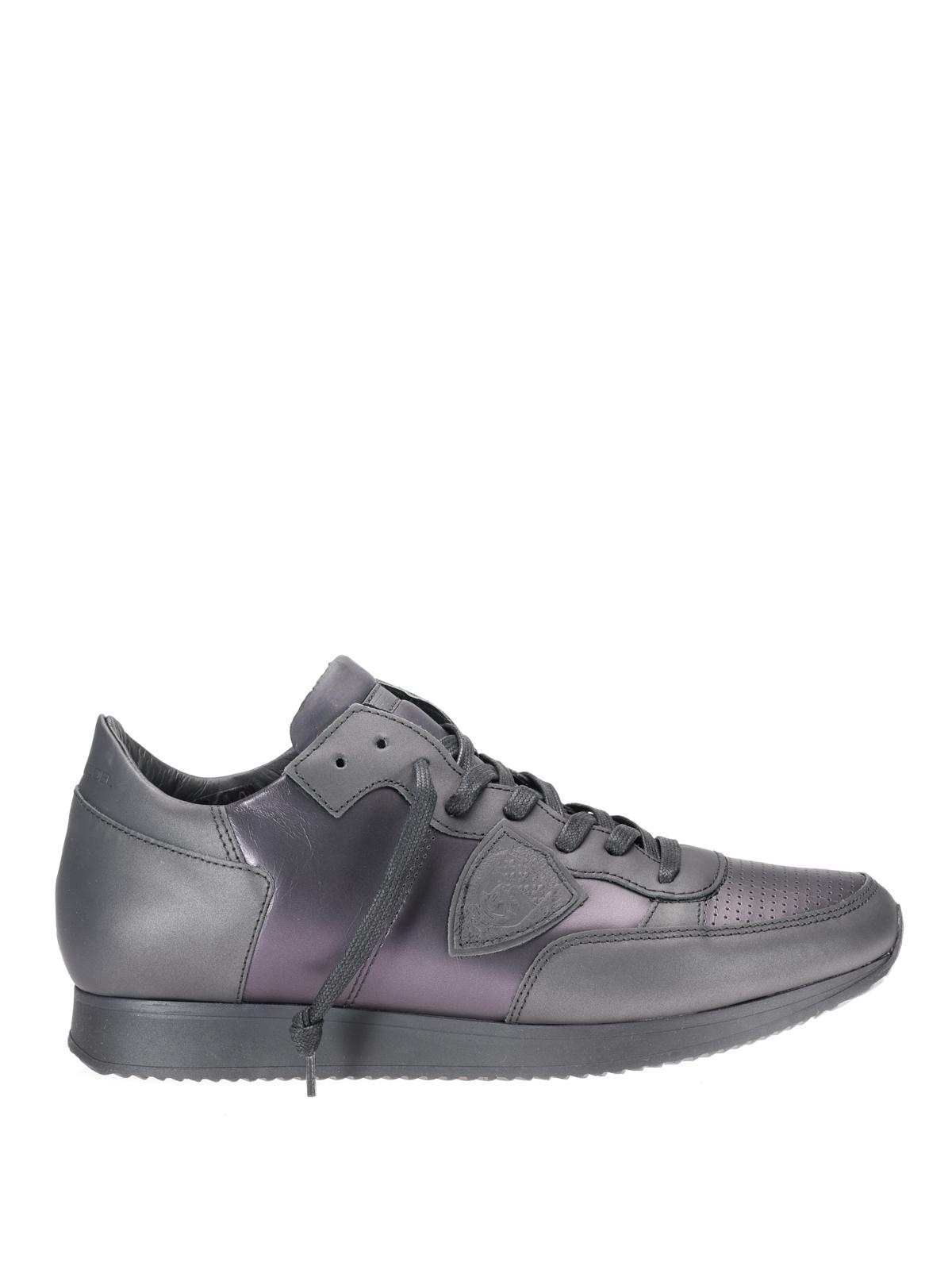 Tropez sneakers - Metallic Philippe Model lzn2mdAt