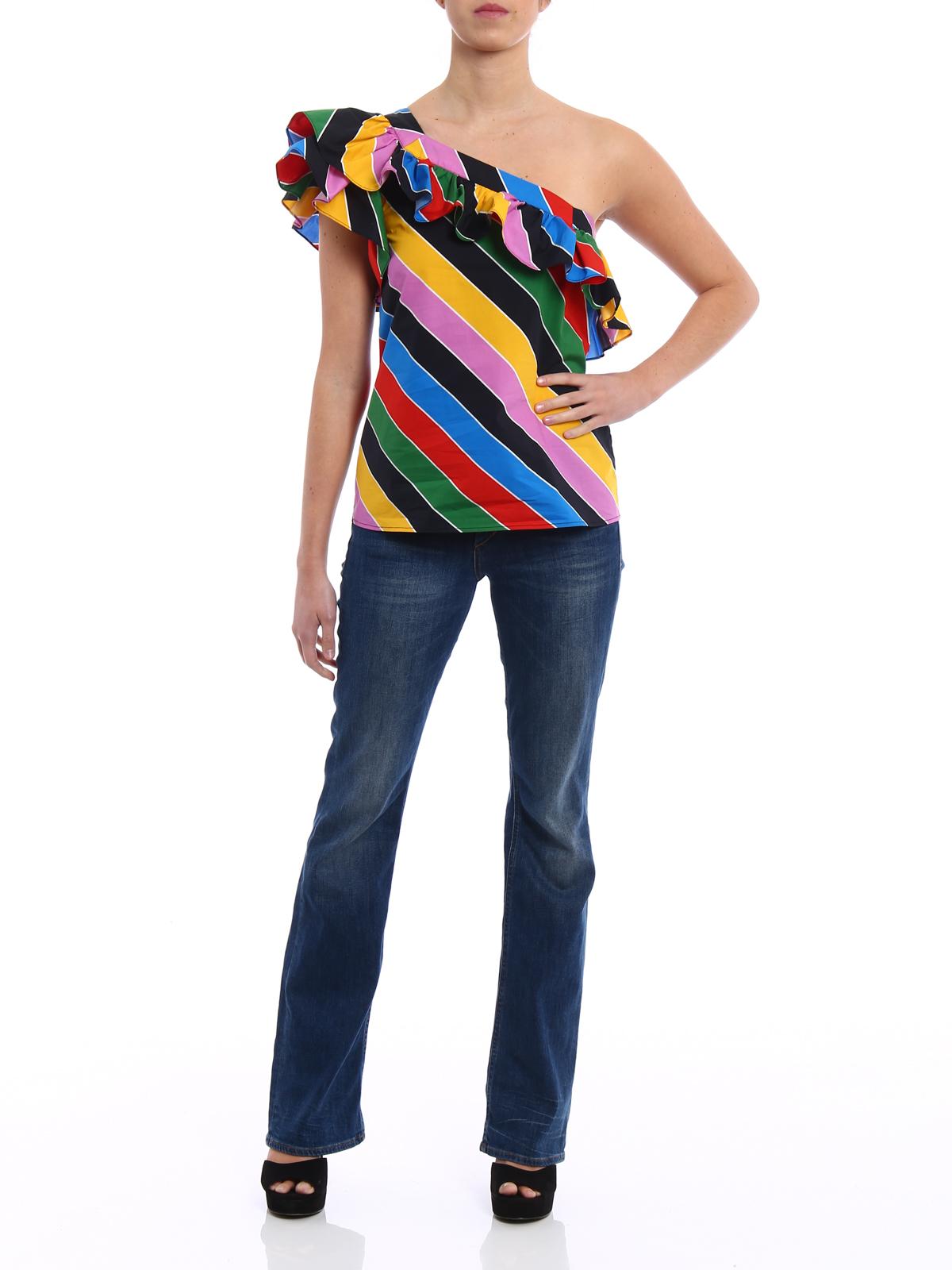 Moncler Blusas multicolor
