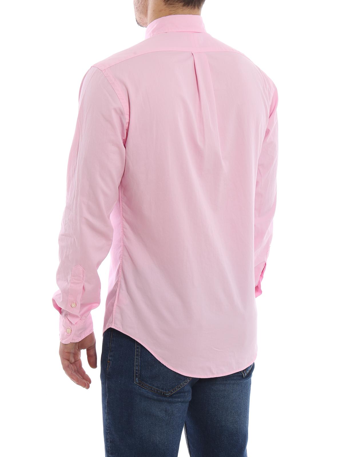 new style 0cfa0 665d3 Polo Ralph Lauren - Hemd - Rosa - Hemden - 710741788001