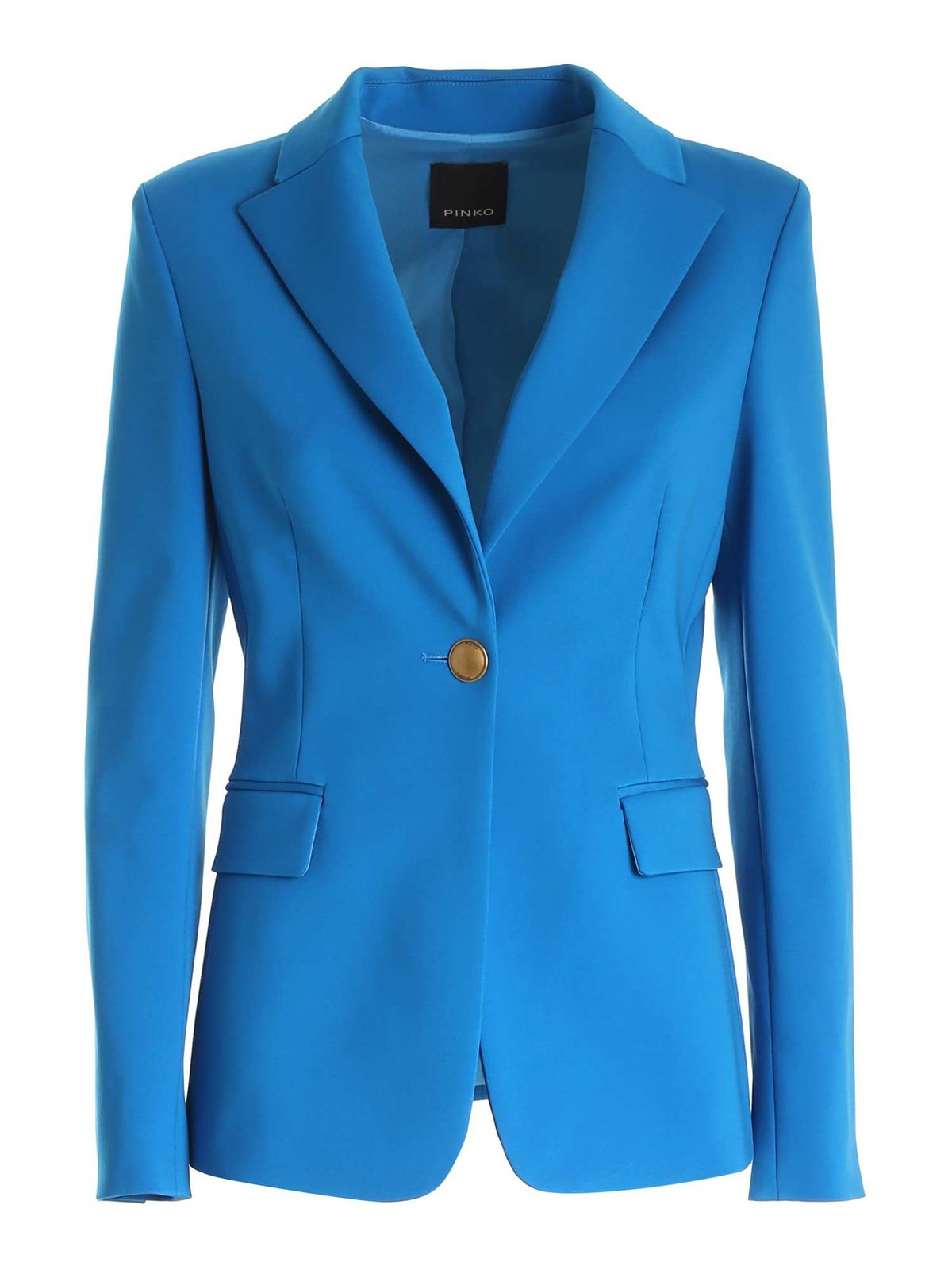 Pinko SIGMA 2 JACKET IN BLUE