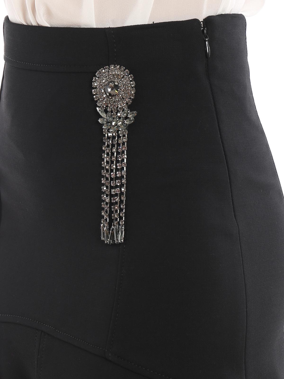 Image result for brooch on waist of skirt