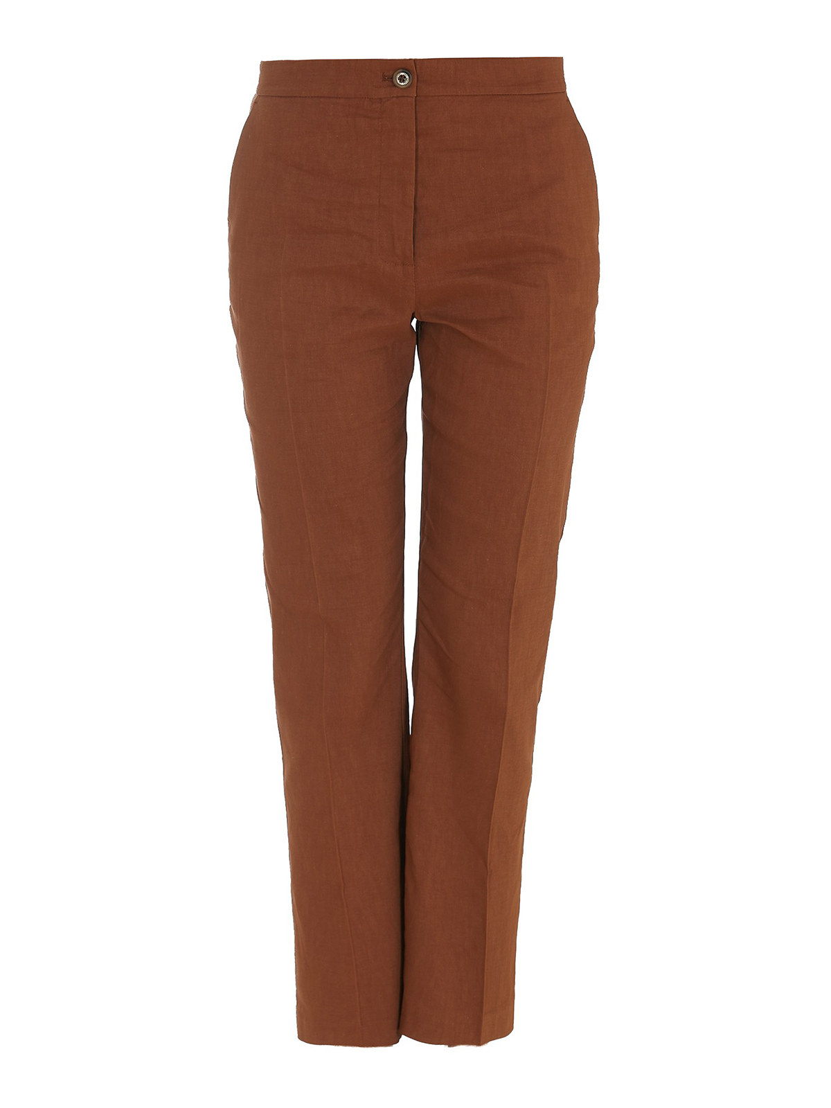 Pinko SOLO LINEN BLEND TROUSERS