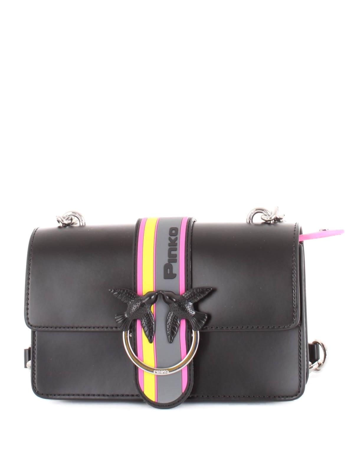 huge discount 647f5 01501 Pinko - Mini Love Bag Sport - borse a tracolla ...