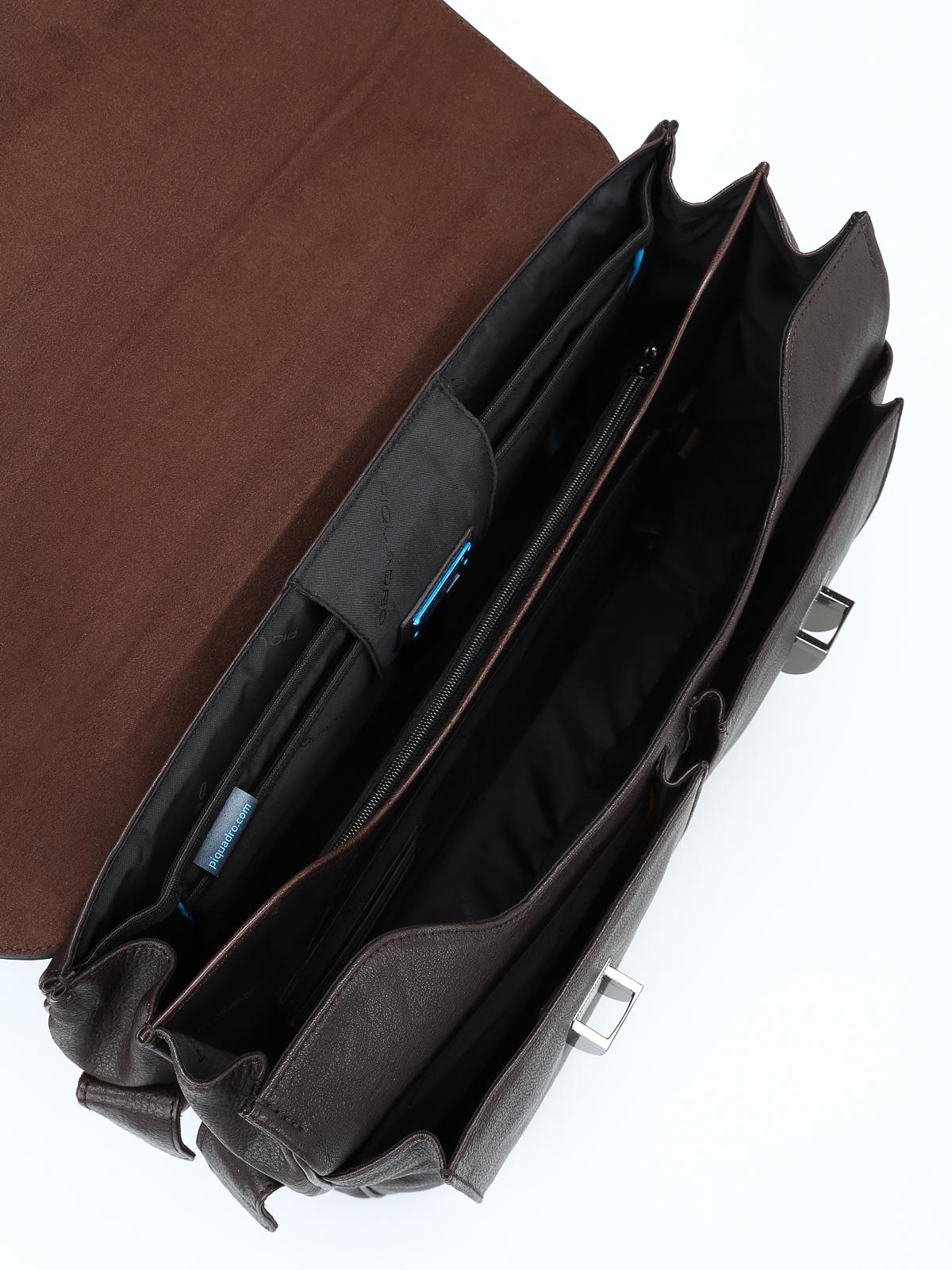 d6f9be4987 Piquadro - Cartella porta computer e iPad - borse da ufficio ...