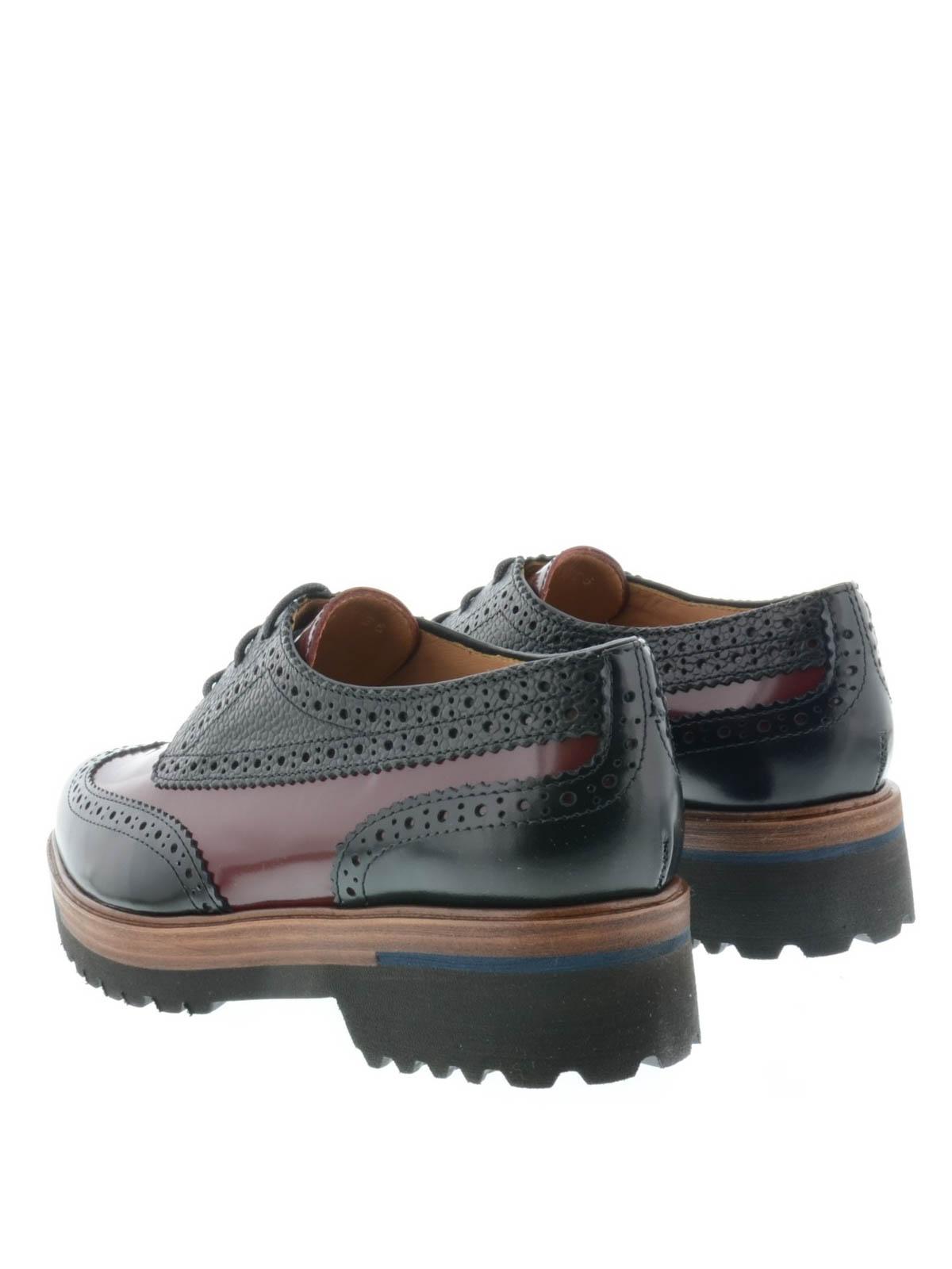 Parlanti Chaussures À Lacets 6TIV0