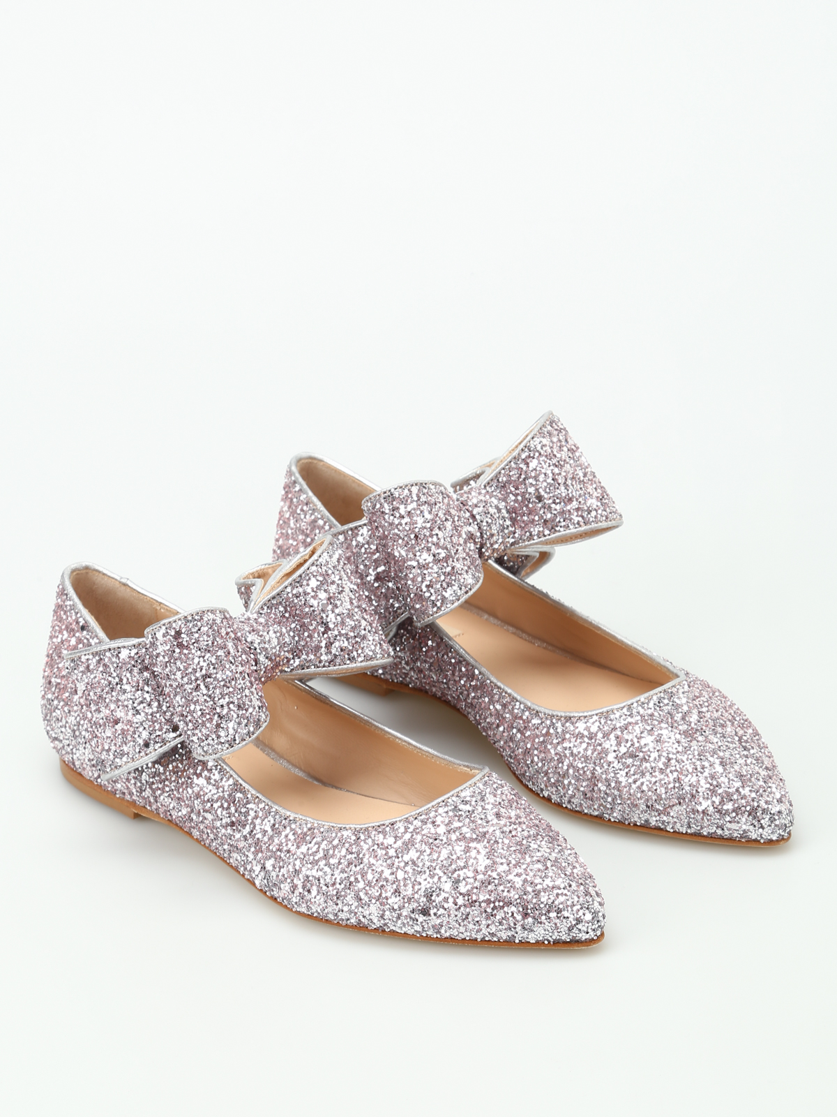 Chaussures - Ballerines Plume Polly AkMpaD