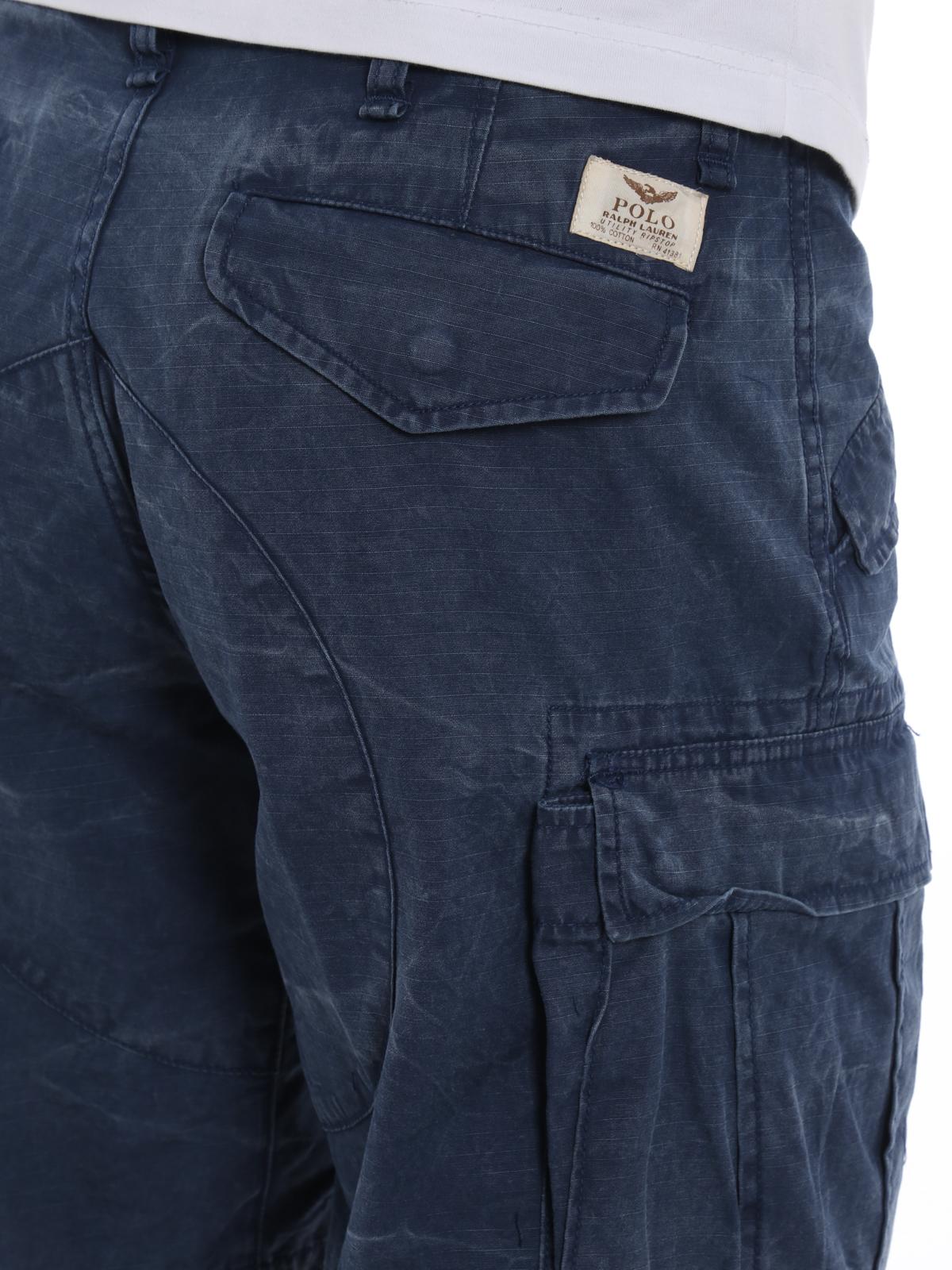5e04f5d330 POLO RALPH LAUREN buy online Classic Fit cargo short pants. POLO RALPH  LAUREN: Trousers Shorts ...