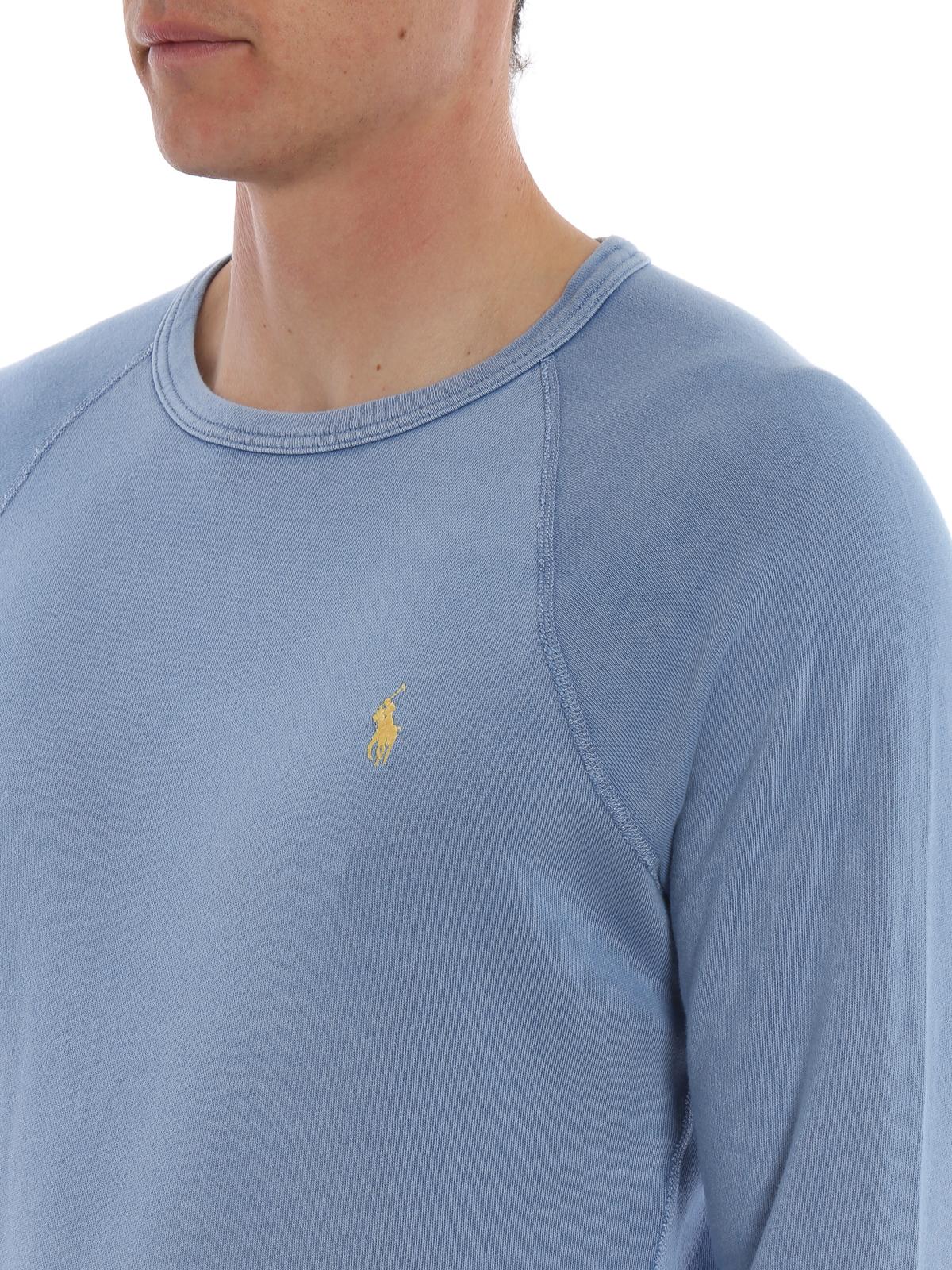 finest selection f5c38 49923 Polo Ralph Lauren - Sweatshirt - Blau - Sweatshirts und ...