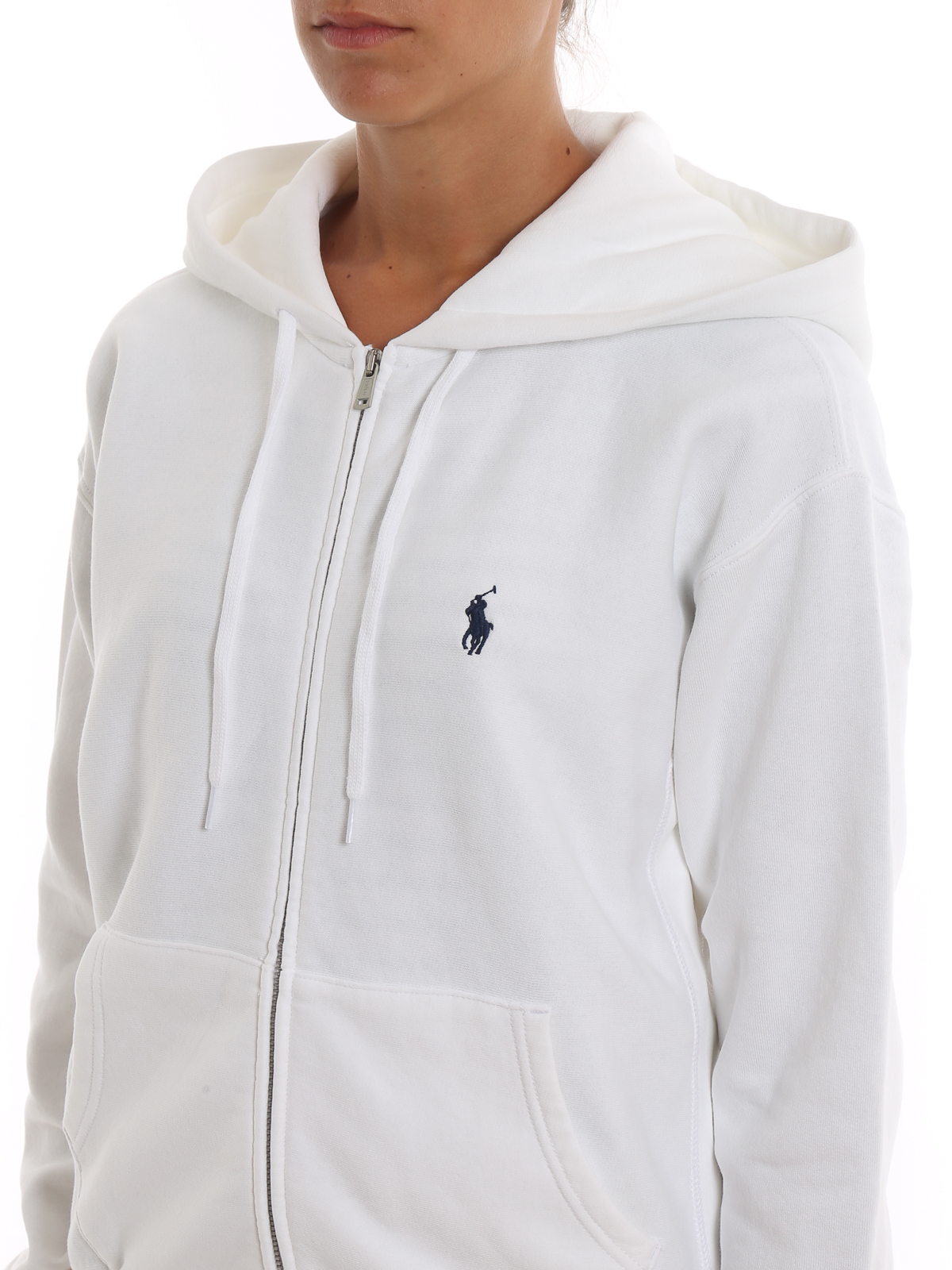 Polo Ralph Lauren Logo Embroidered Hoodie | Sudaderas ralph