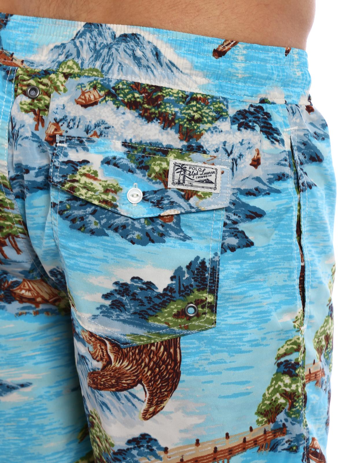 23ed60aaf3a2 ... 50% off polo ralph lauren buy online traveler swim shorts 06edf fd73d