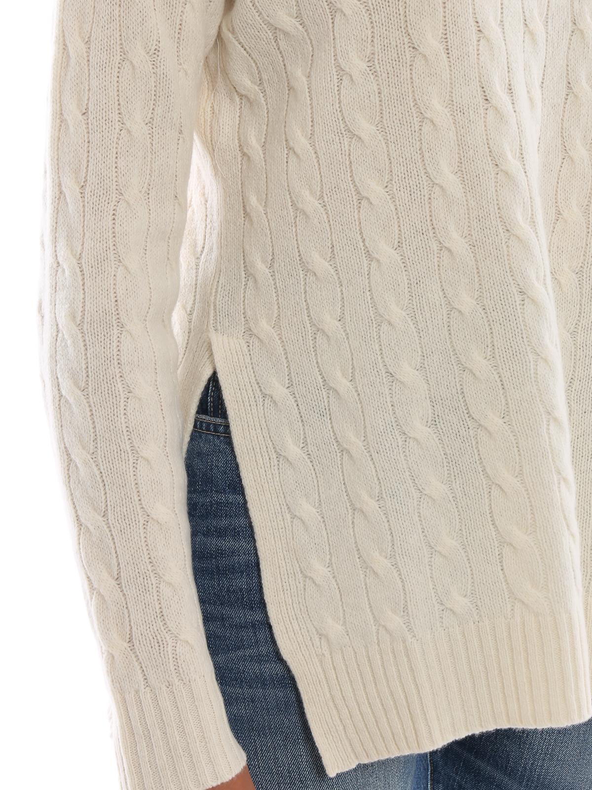 e76a34375a ... wholesale polo ralph lauren buy online suéter con cuello alto blanco  a59ed f6551
