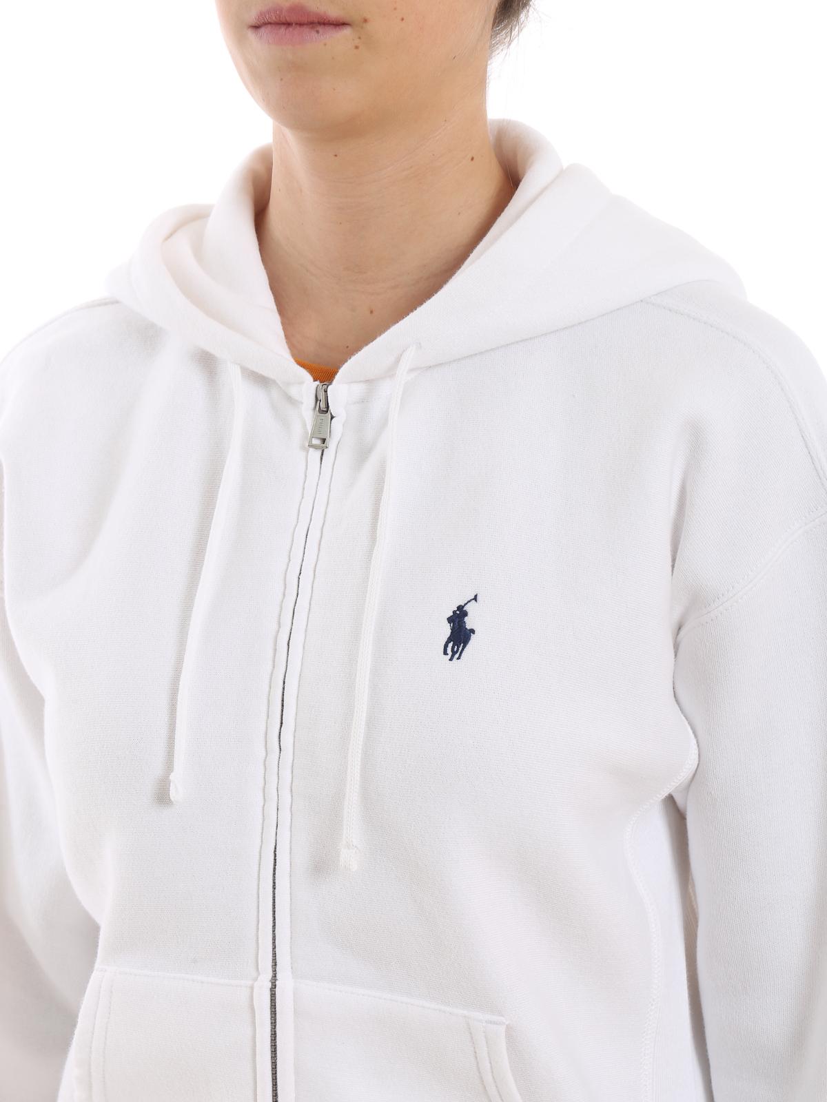 dd789eea9ea9a6 Polo Ralph Lauren - Sweatshirt - Weiß - Sweatshirts und Pullover ...