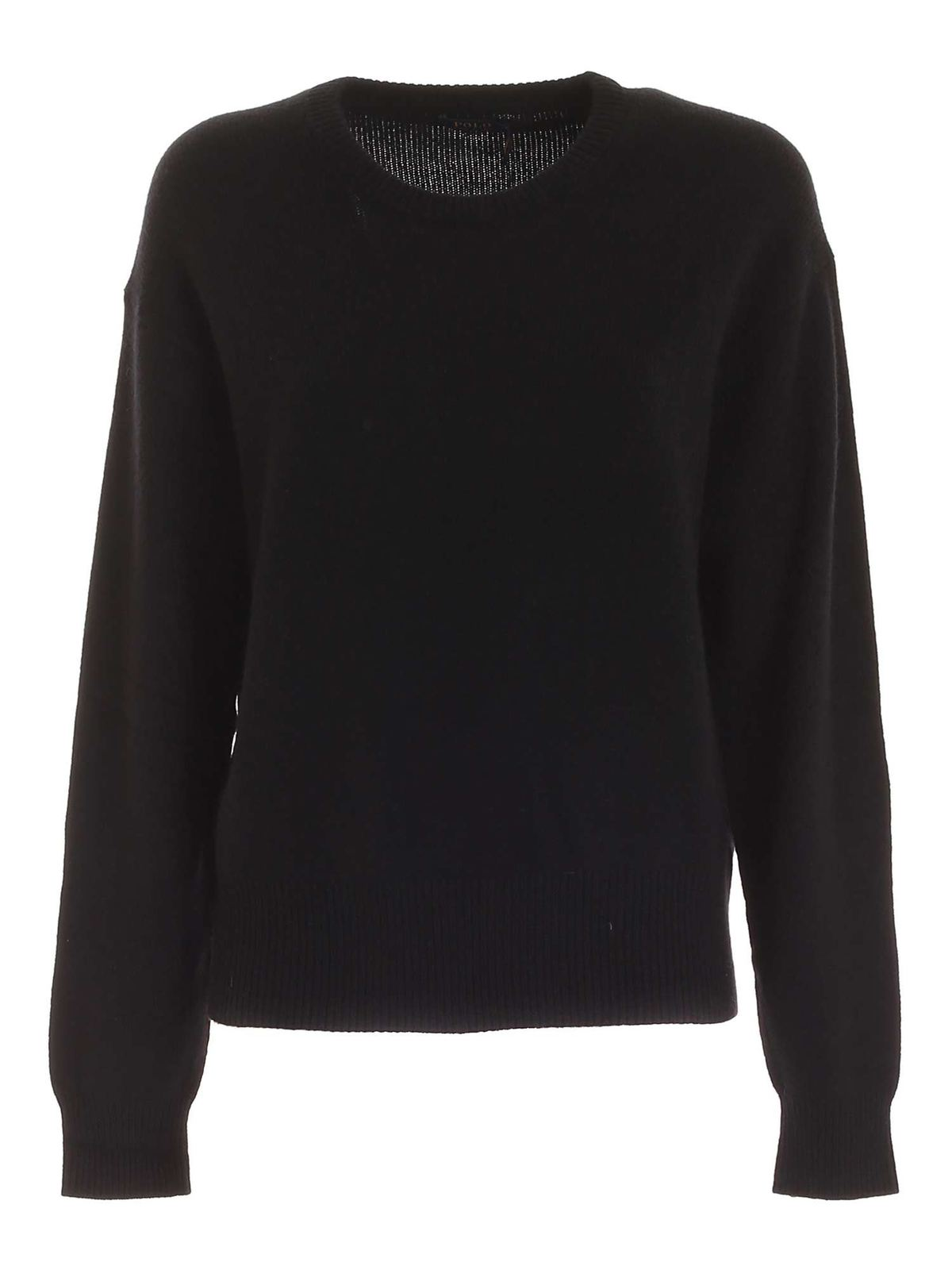 Polo Ralph Lauren LOGO EMBROIDERY PULLOVER IN BLACK