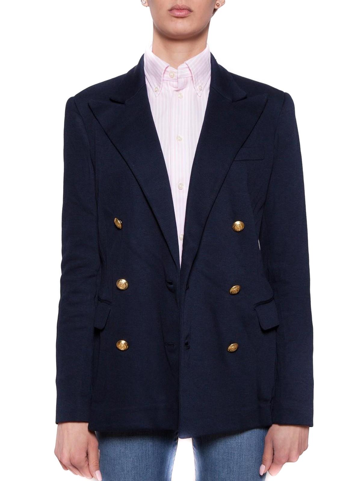 Bleu Costume Foncé Ralph De Vestes Polo Lauren Blazer A5c3RjL4q