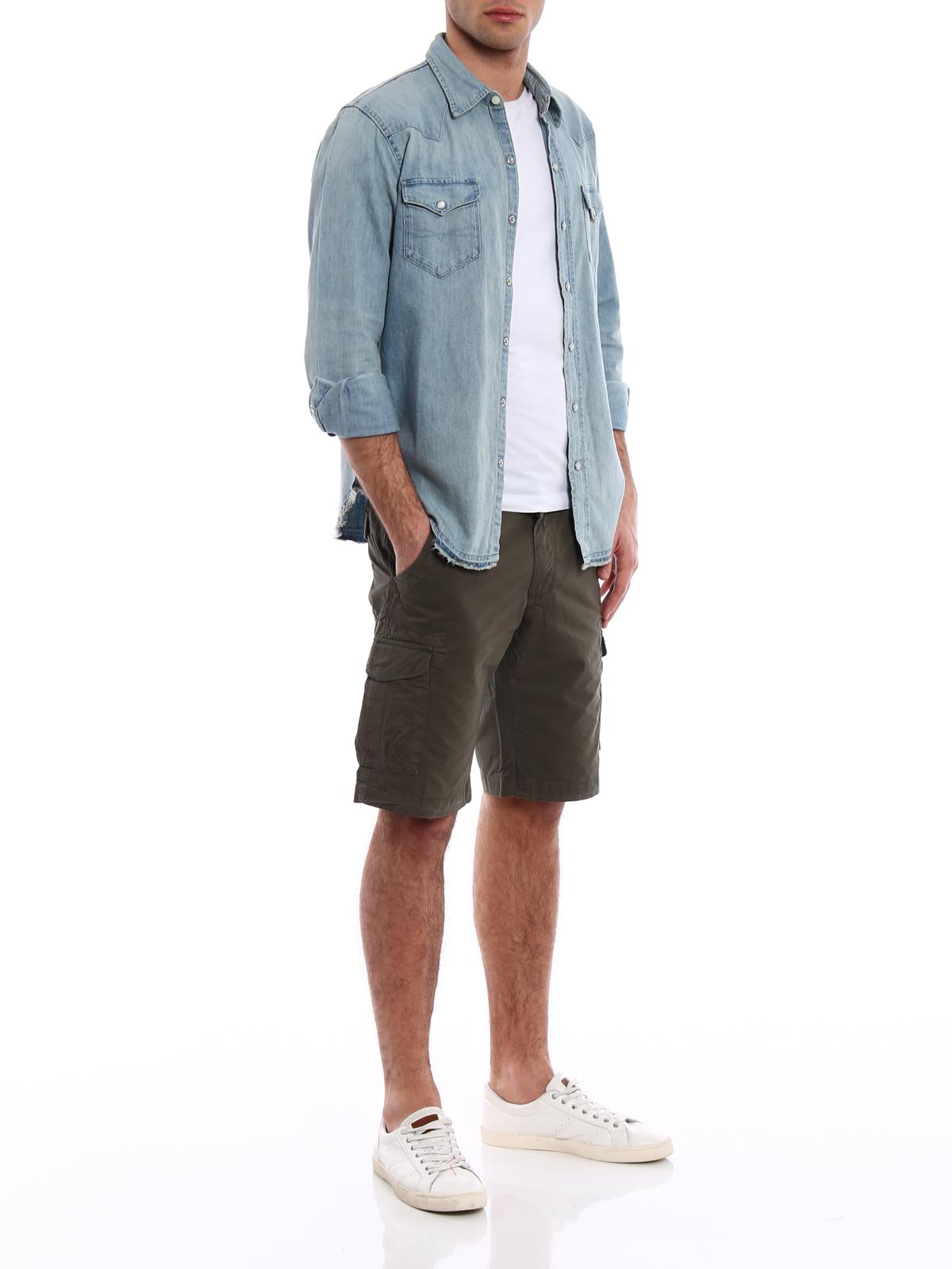 Polo Ralph Lauren Classic Denim Shirt Shirts
