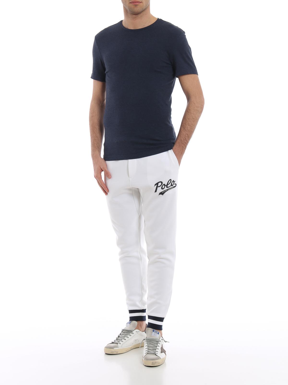 size 40 c164a bdde1 Polo Ralph Lauren - Pantaloni da tuta in cotone stretch ...