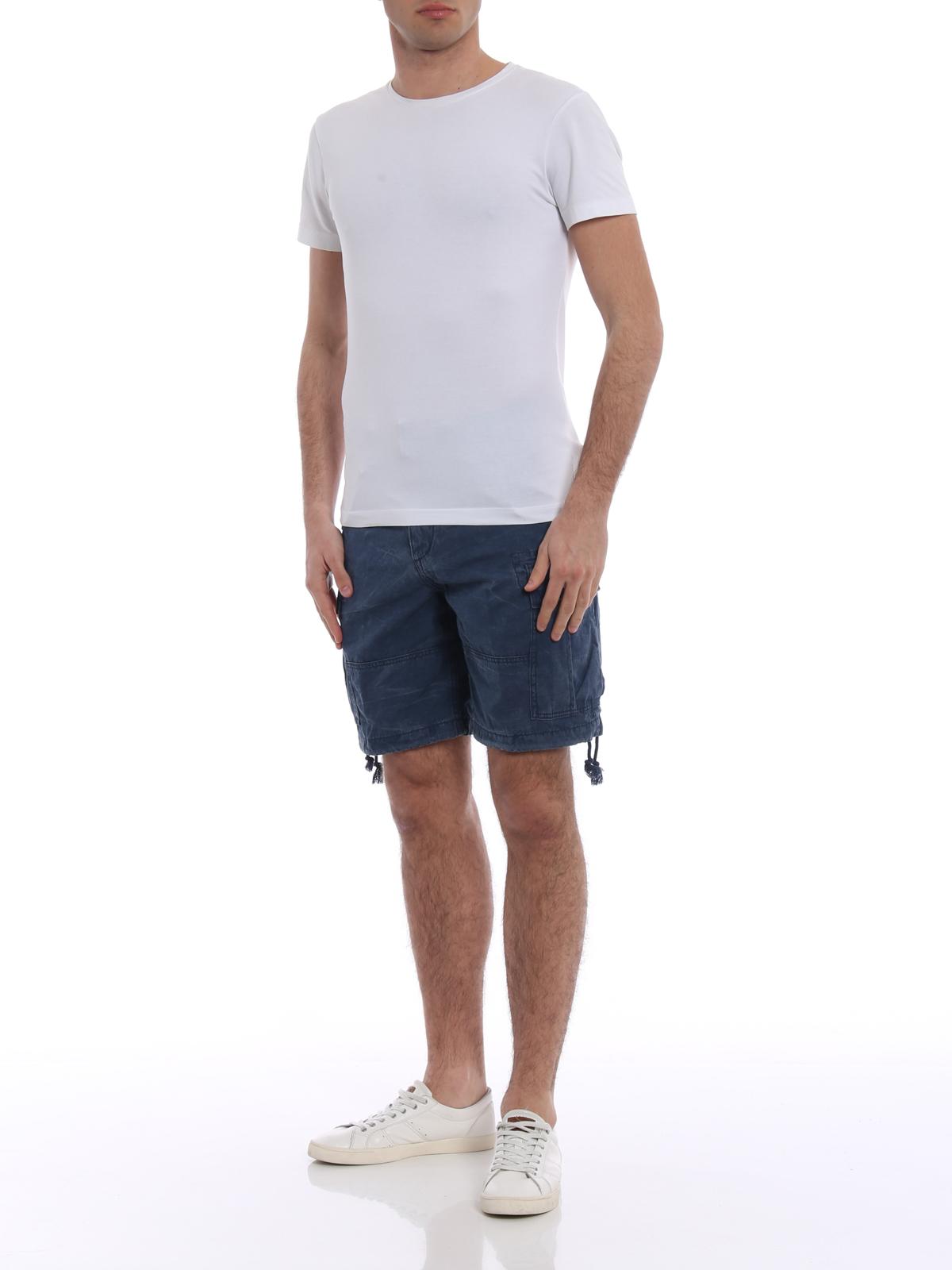 db89ca1002 POLO RALPH LAUREN: Trousers Shorts online - Classic Fit cargo short pants