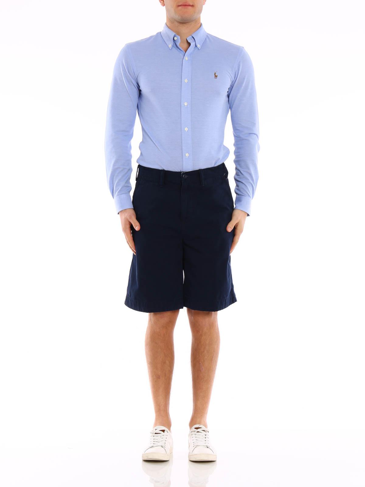 4499 A22hs516c4249 Pour Shorts Bleu Short Homme Lauren Polo Ralph u3cF5TlJK1