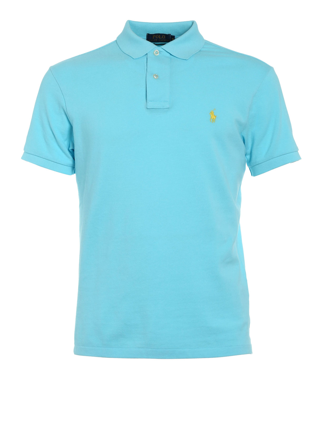 Cotton Pique Polo Shirt By Polo Ralph Lauren Polo Shirts