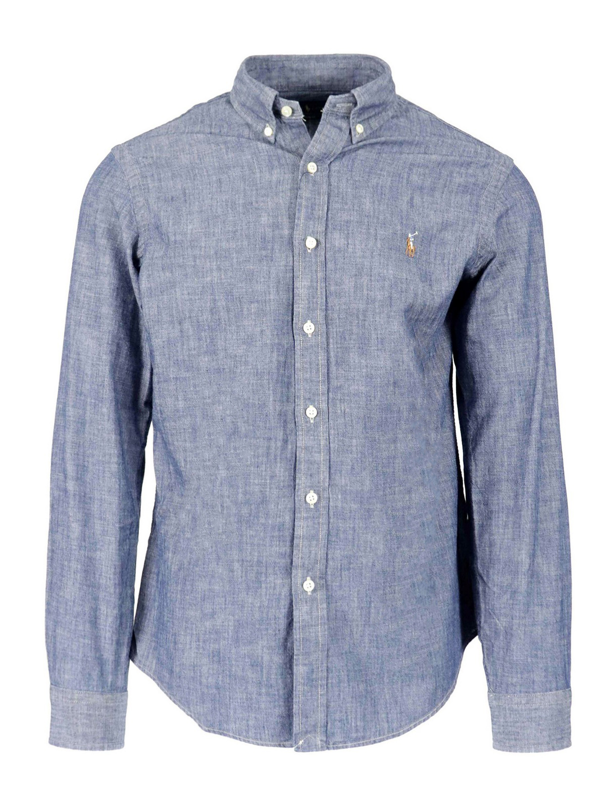 Polo Ralph Lauren DENIM EFFECT COTTON SHIRT